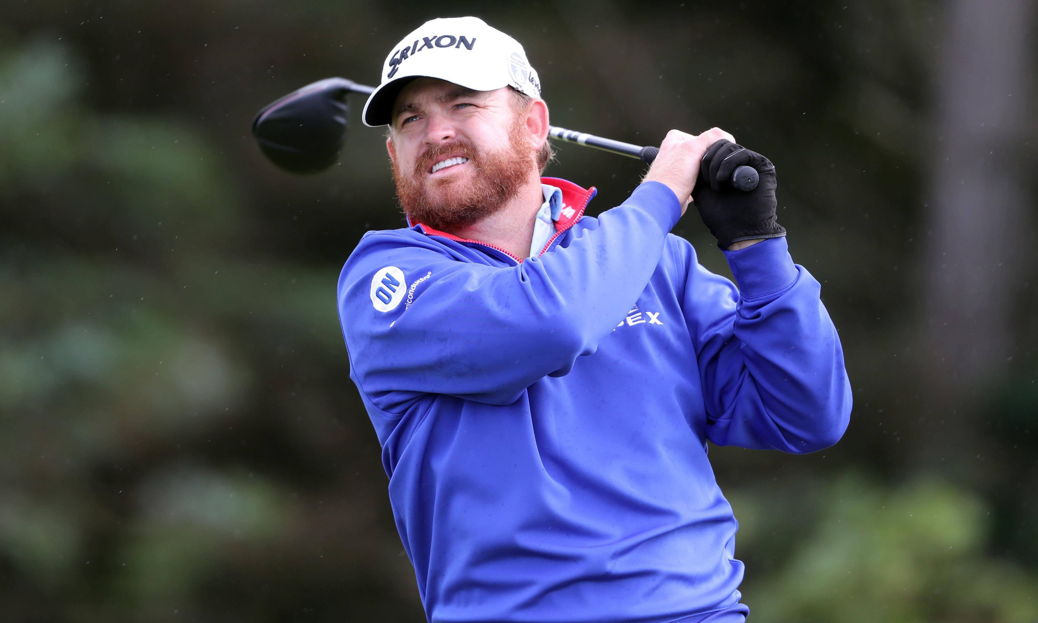 JB Holmes hits the front at the Open amid agony for home hero Rory McIlroy