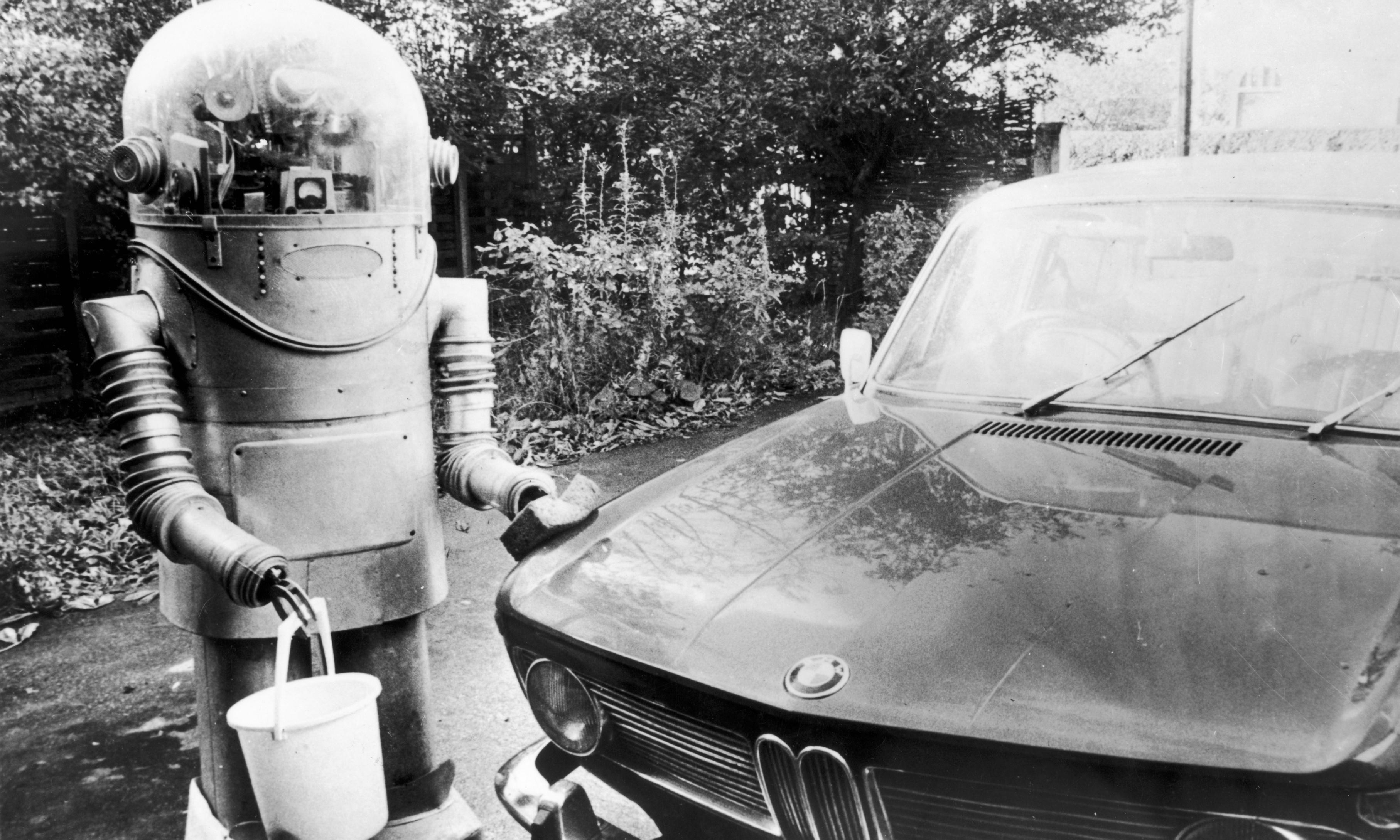 Robot life of the future – archive, 11 September 1969