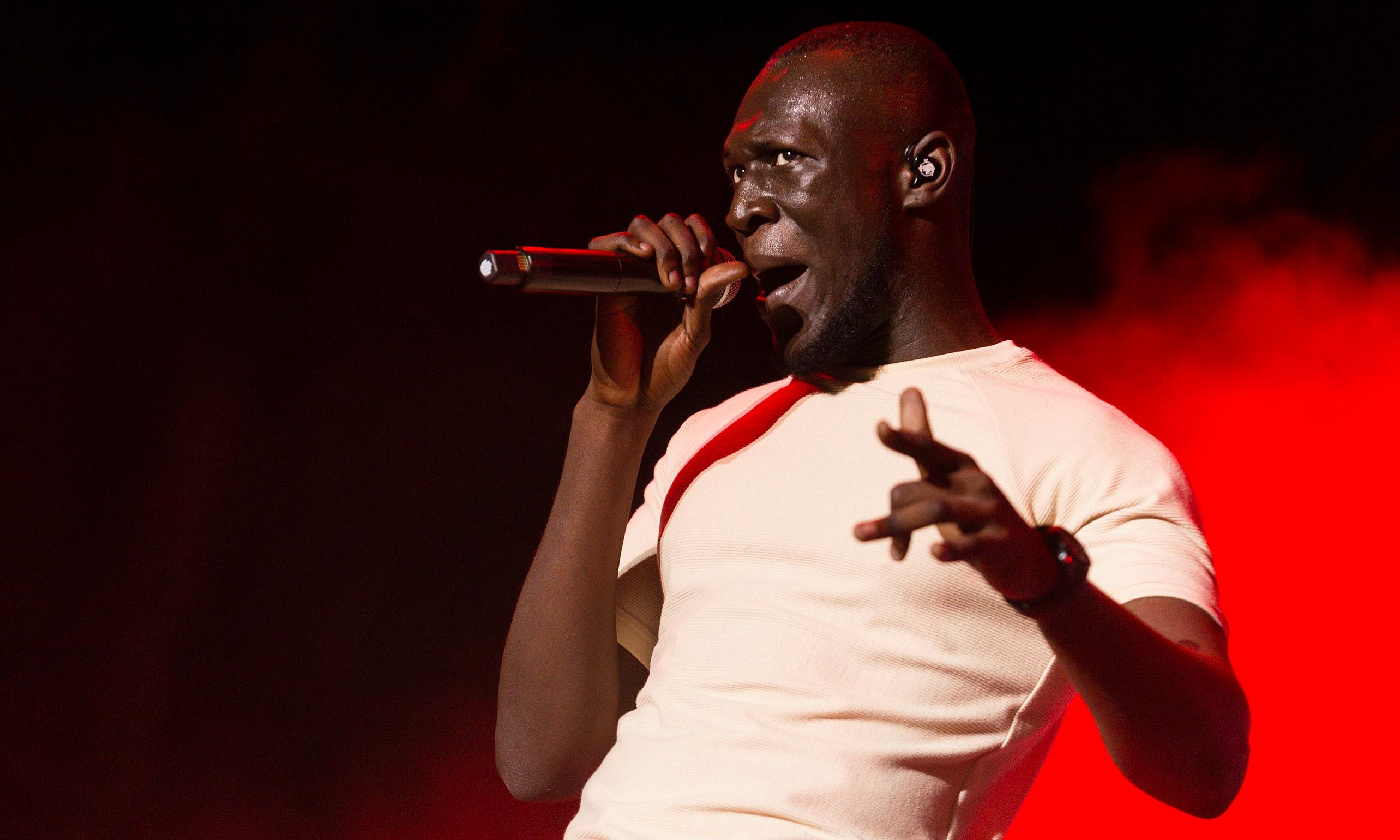 Stormzy pulls out of Austrian festival citing 'racial profiling'