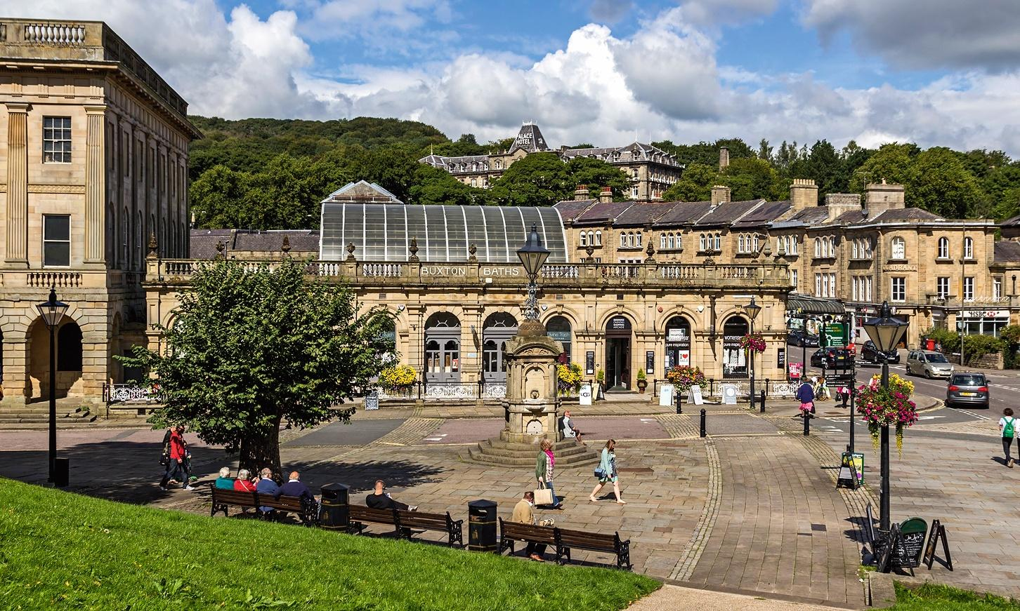Let's move to Buxton, Derbyshire: it's good for mind, body and soul