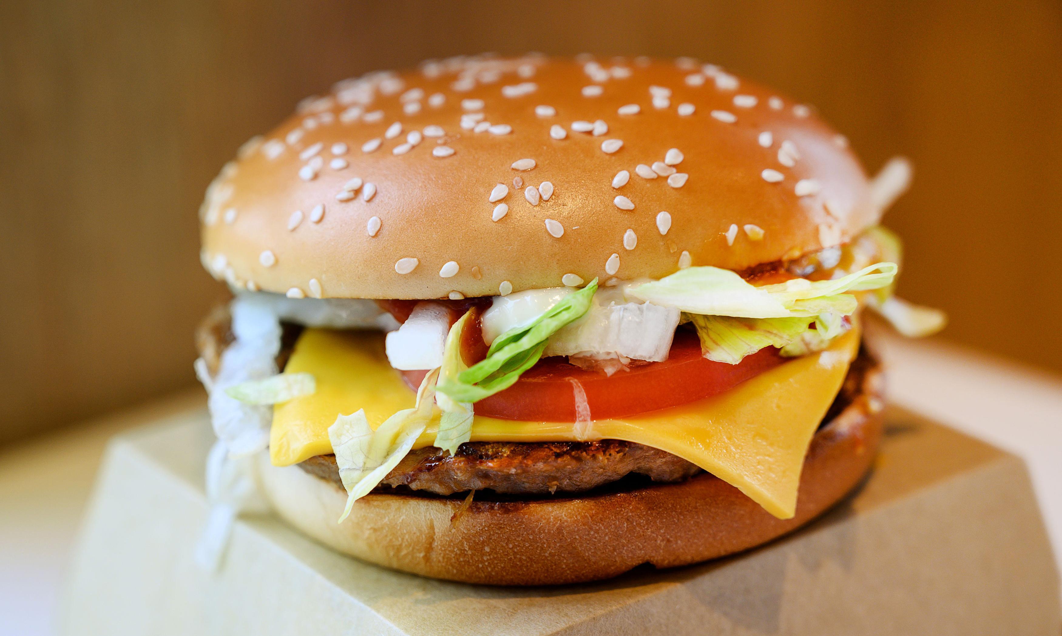 McDonald's NZ launches 'not quite vegetarian' McVeggie burger