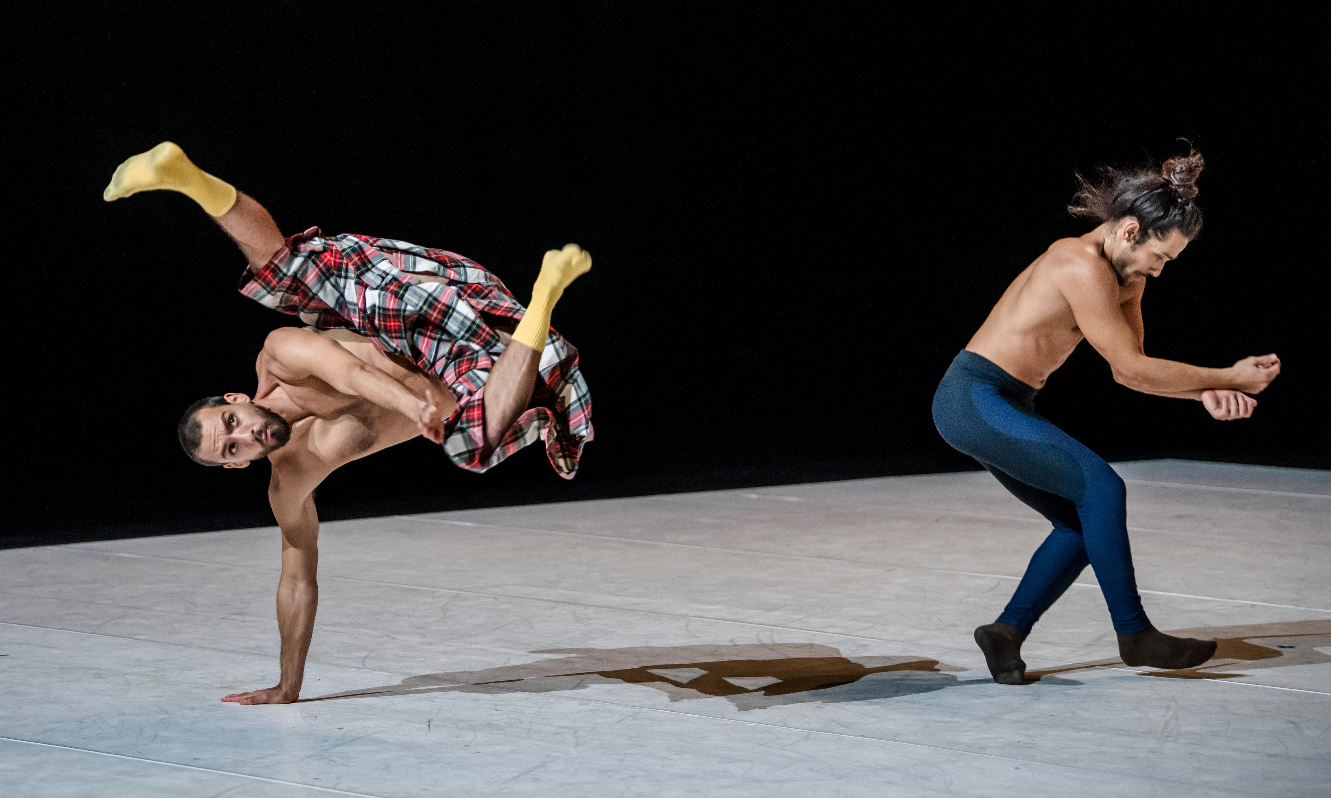 Emanuel Gat: Works review – moving, mysterious dance is a delight