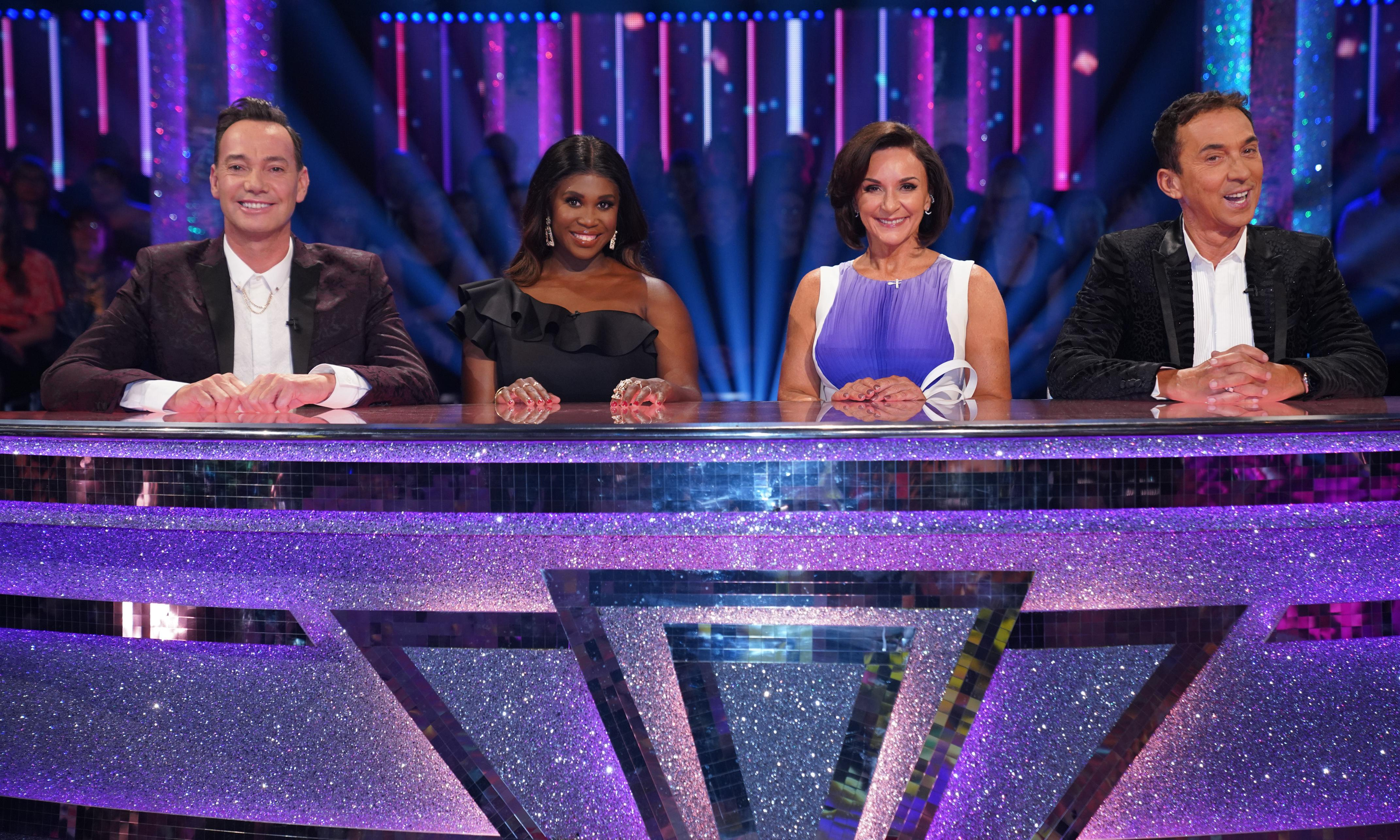 TV tonight: the pros strut their stuff on Strictly