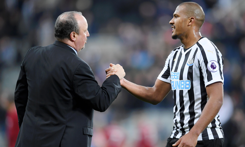 Salomón Rondón leaves West Brom to rejoin Rafael Benítez at Dalian Yifang
