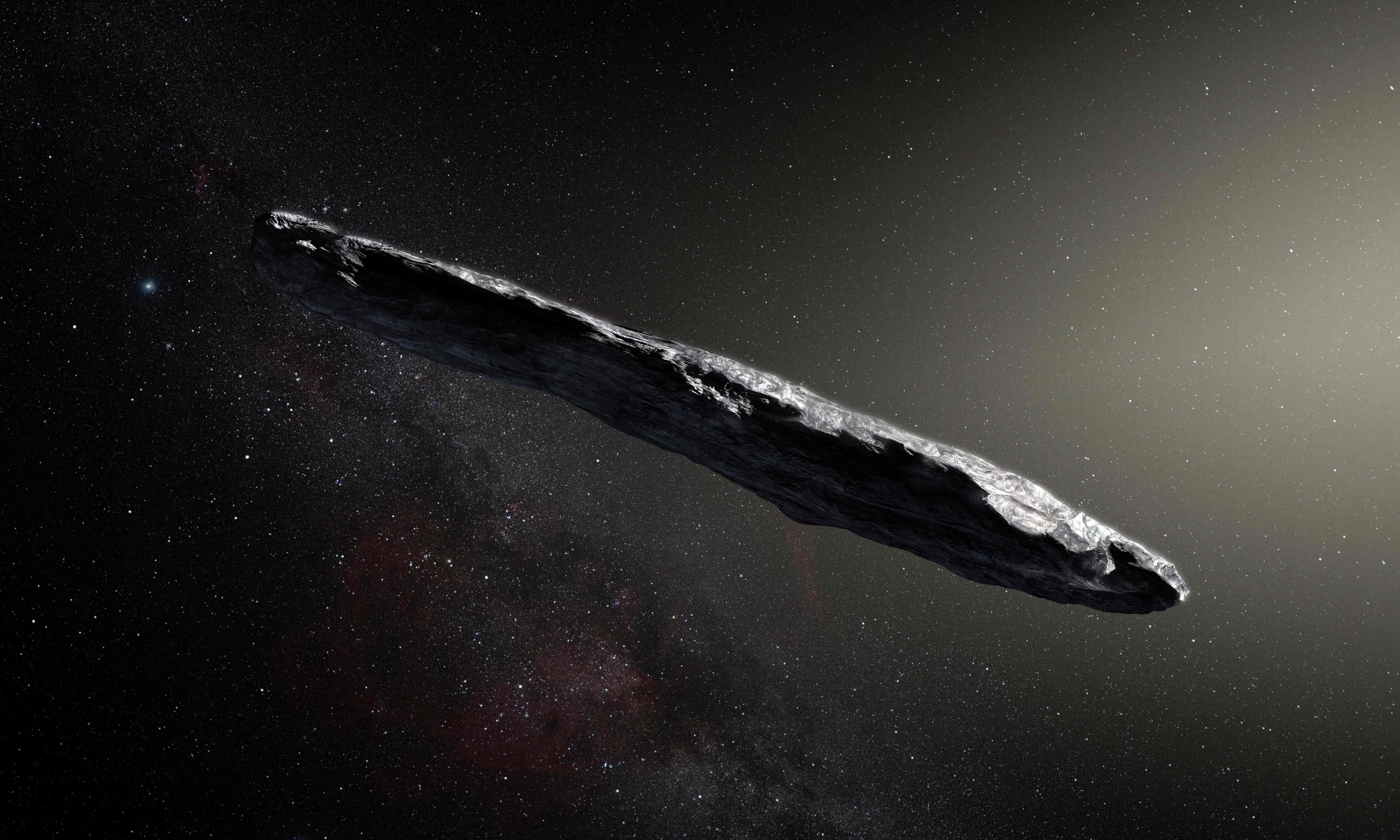 Do scientists really think 'Oumuamua is an alien spaceship?