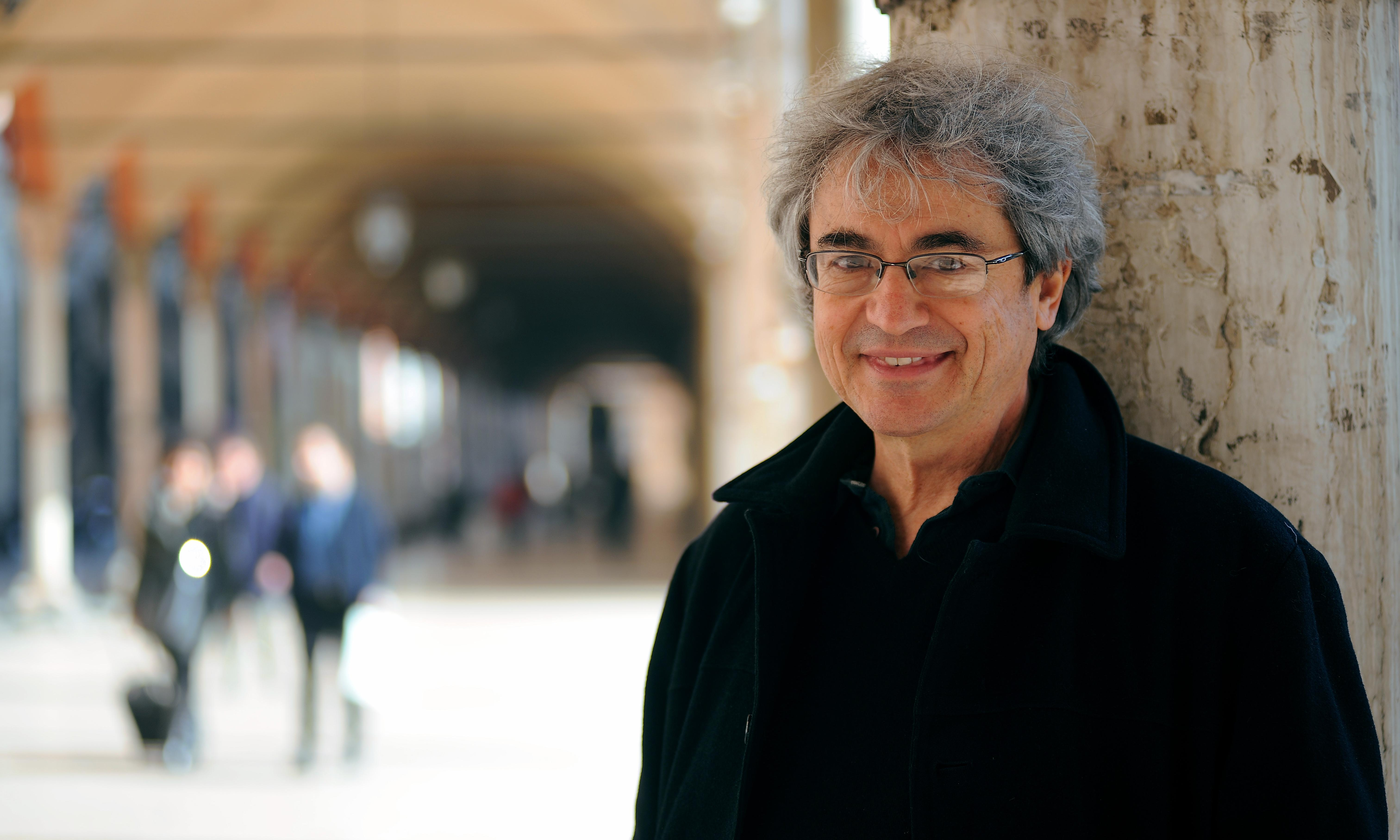 Carlo Rovelli: 'Time travel is just what we do every day…'