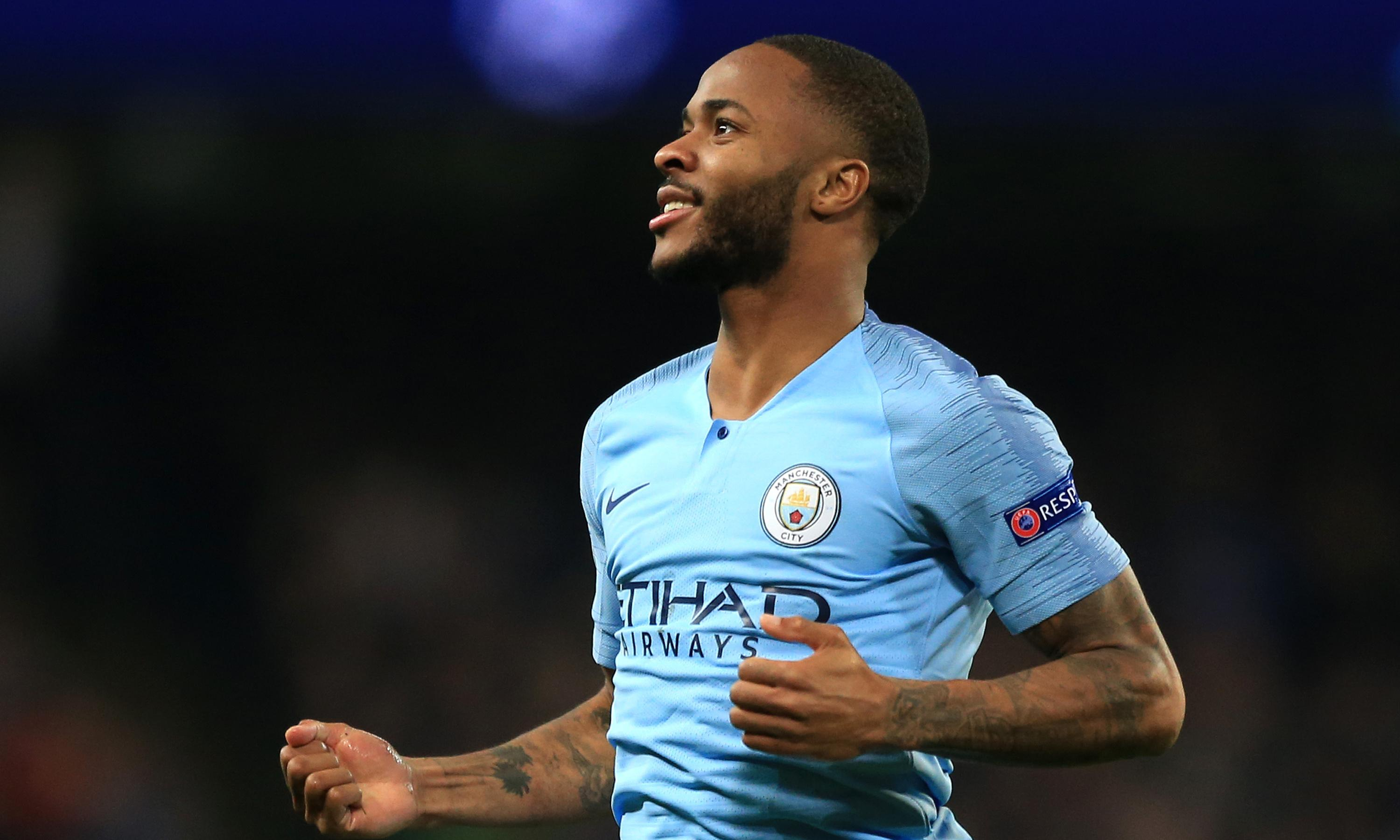Raheem Sterling signs new Man City deal and says videos made him more ruthless