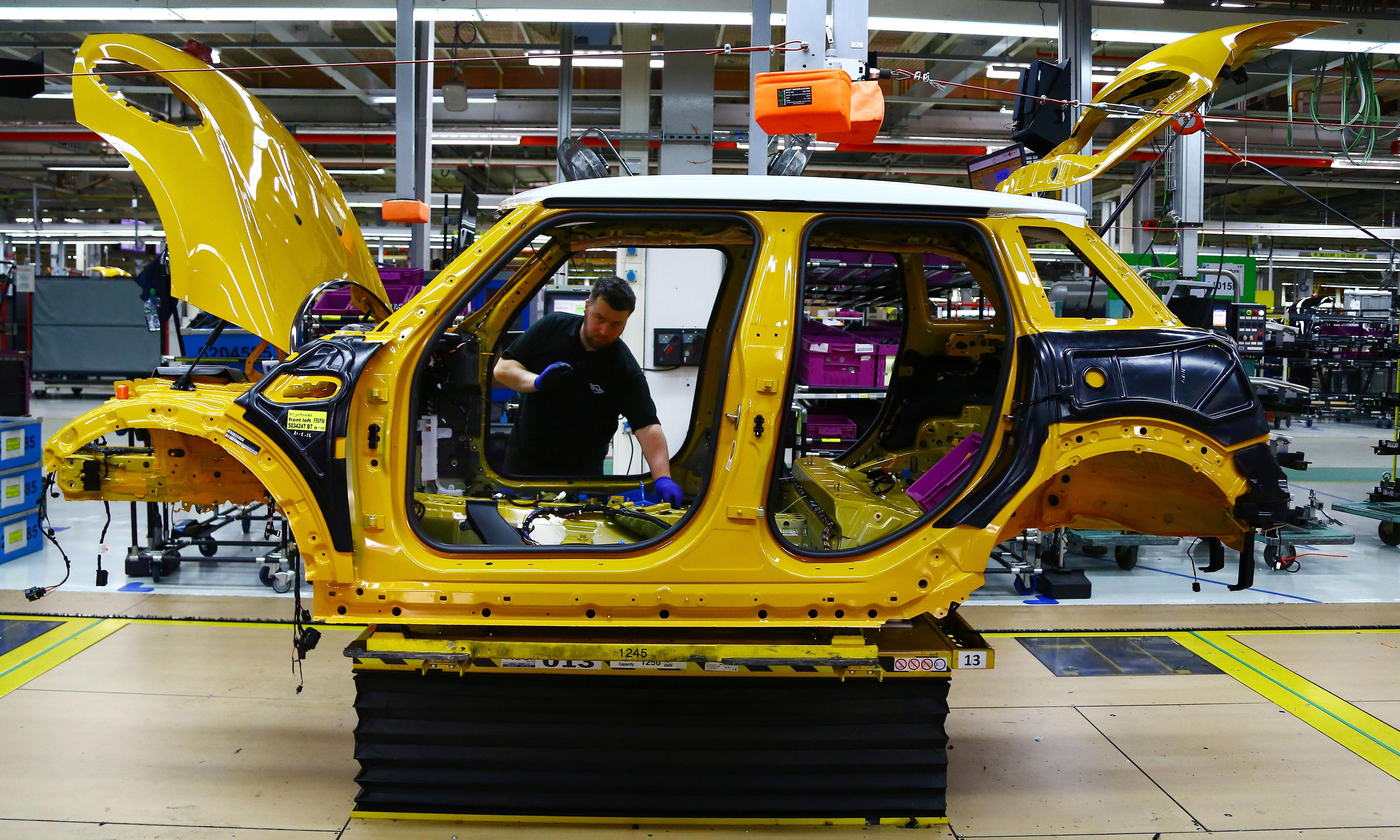 Carmakers ramp up preparations for a no-deal Brexit