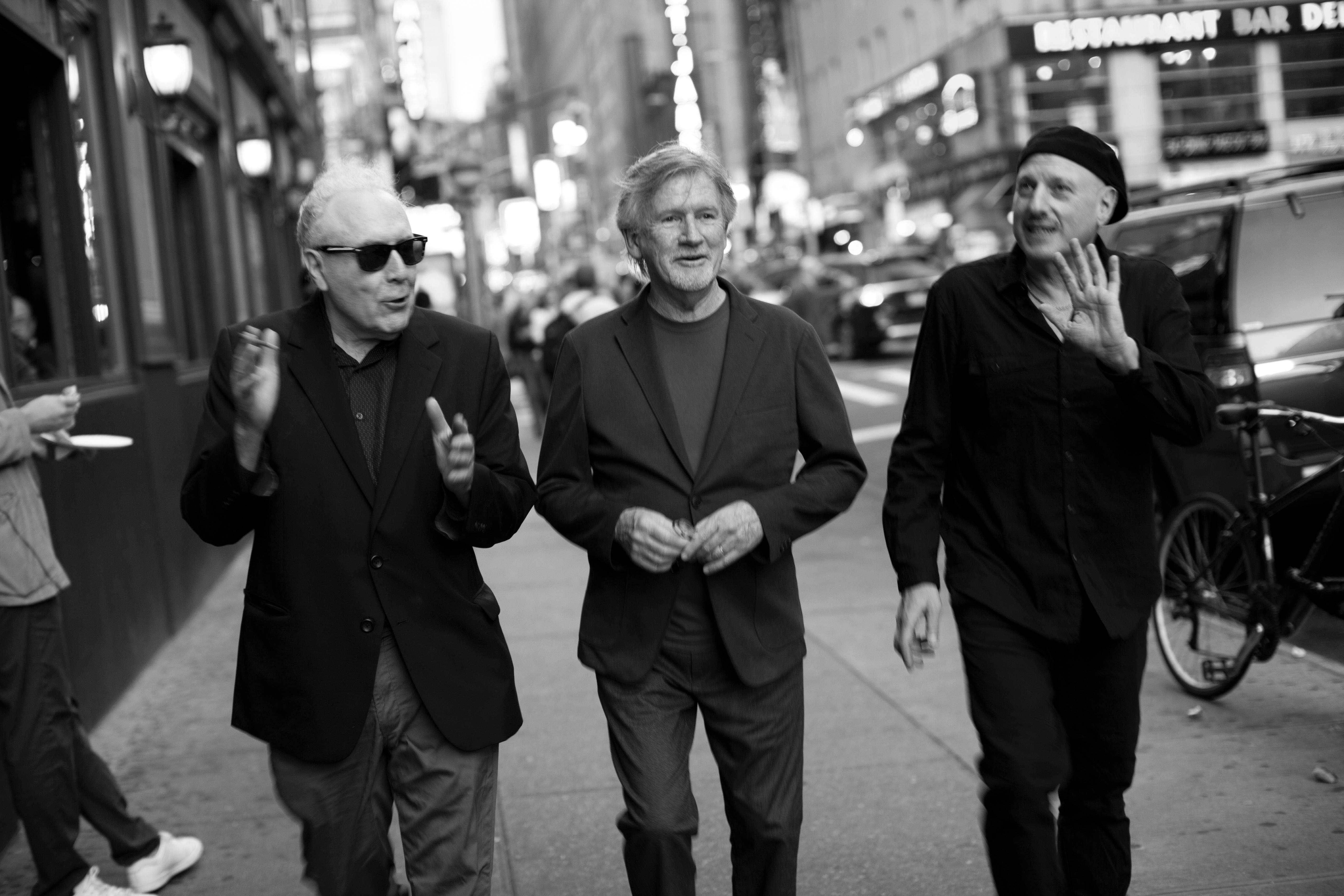 Alan Broadbent Trio: New York Notes review – joyful twists and turns