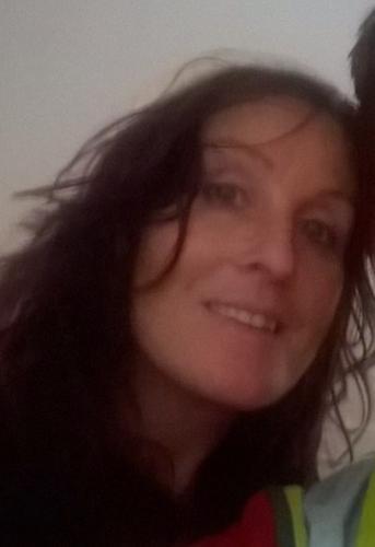 The gunman's mother, Maxine Davison, 51