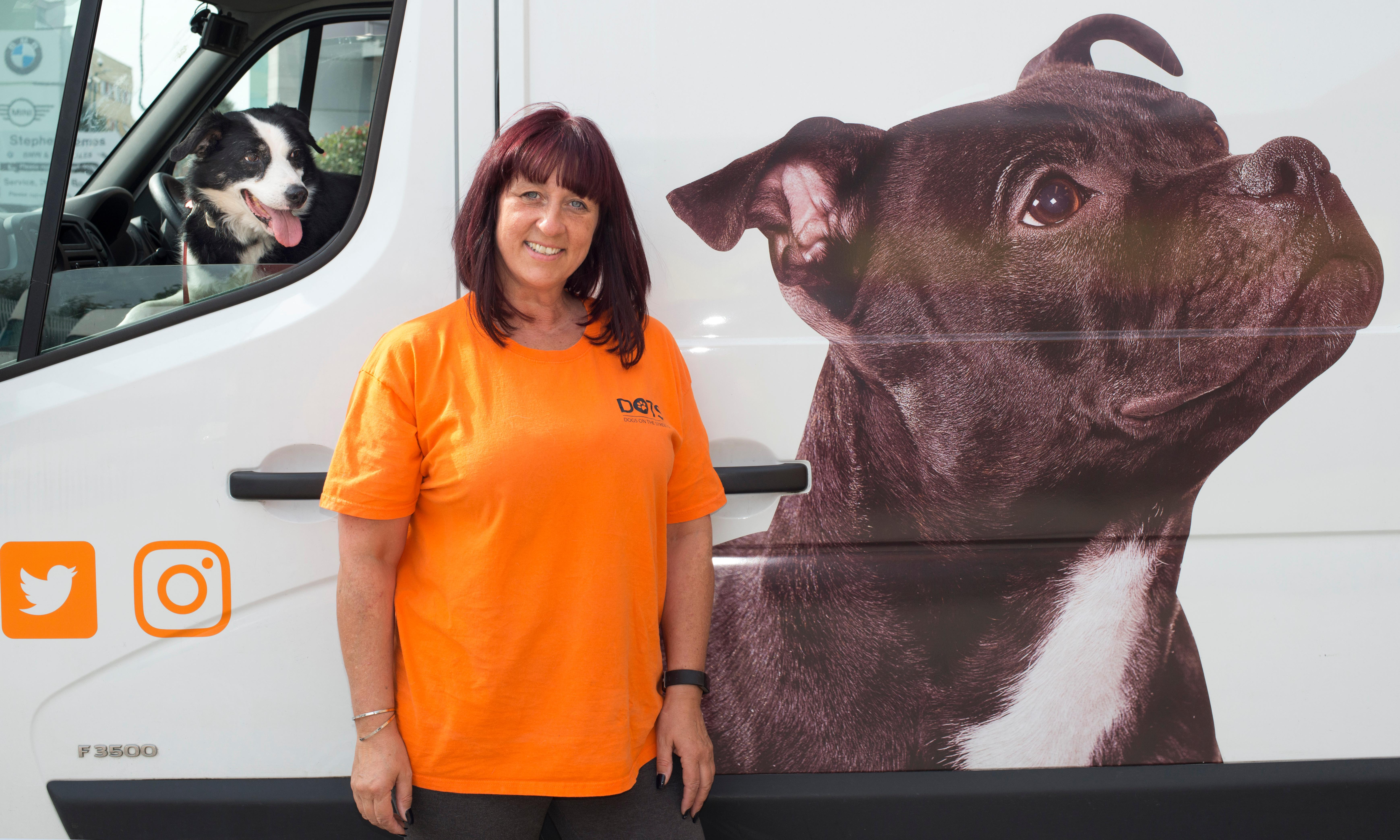 Dogs on the Streets: helping homeless pets and their owners