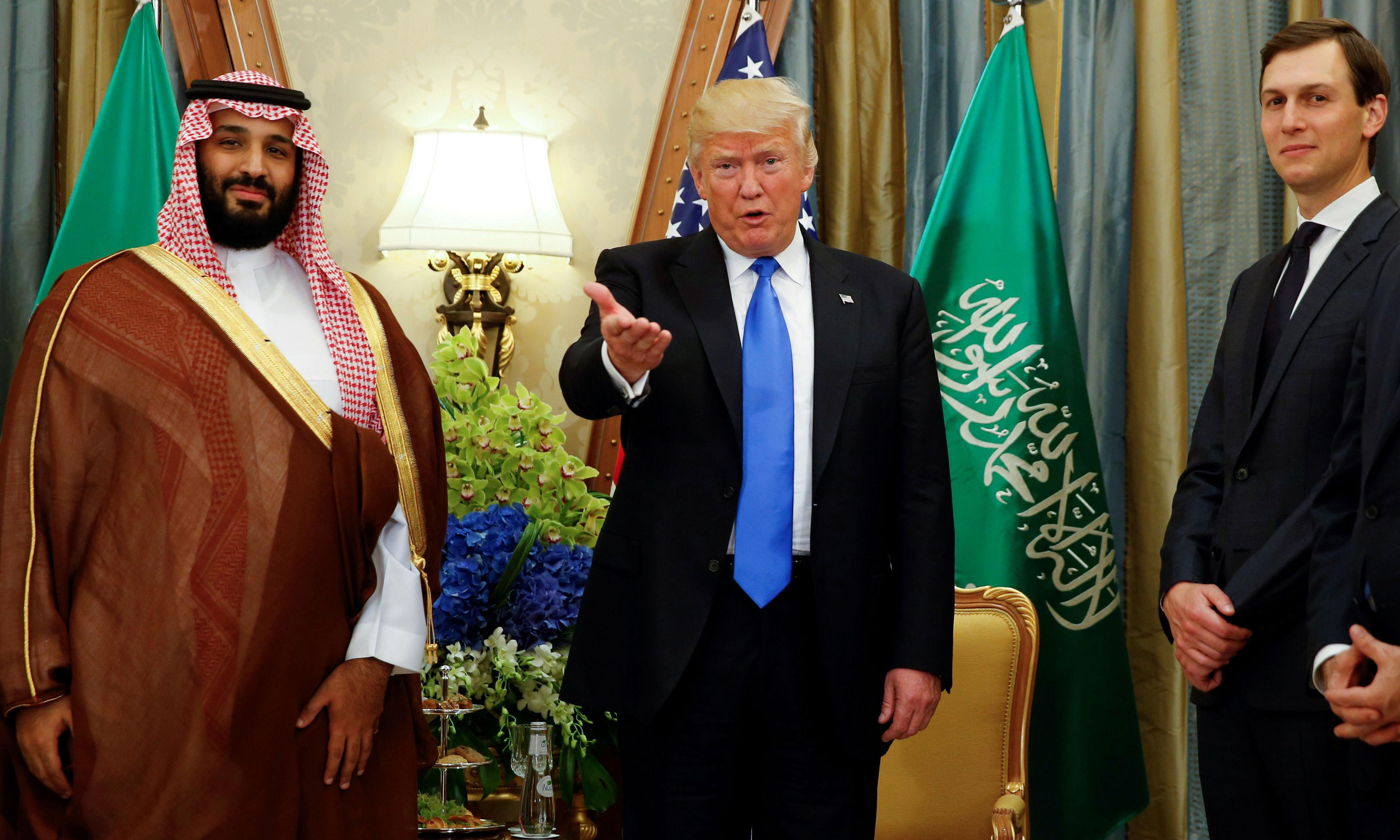 House investigates 'White House plan' to share nuclear technology with Saudis