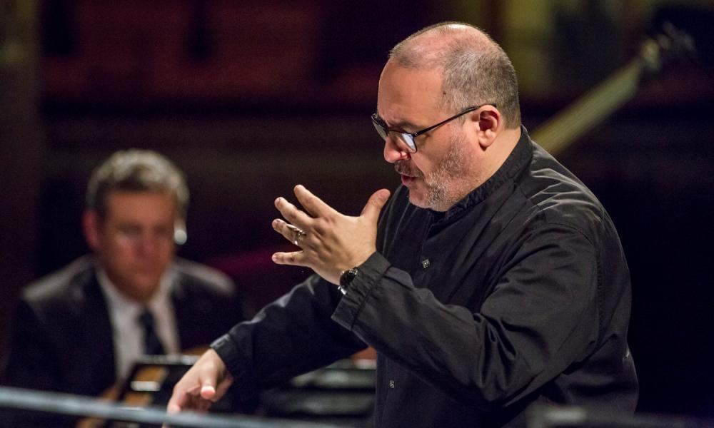 Rinaldo Alessandrini conducts Concerto Italiano.