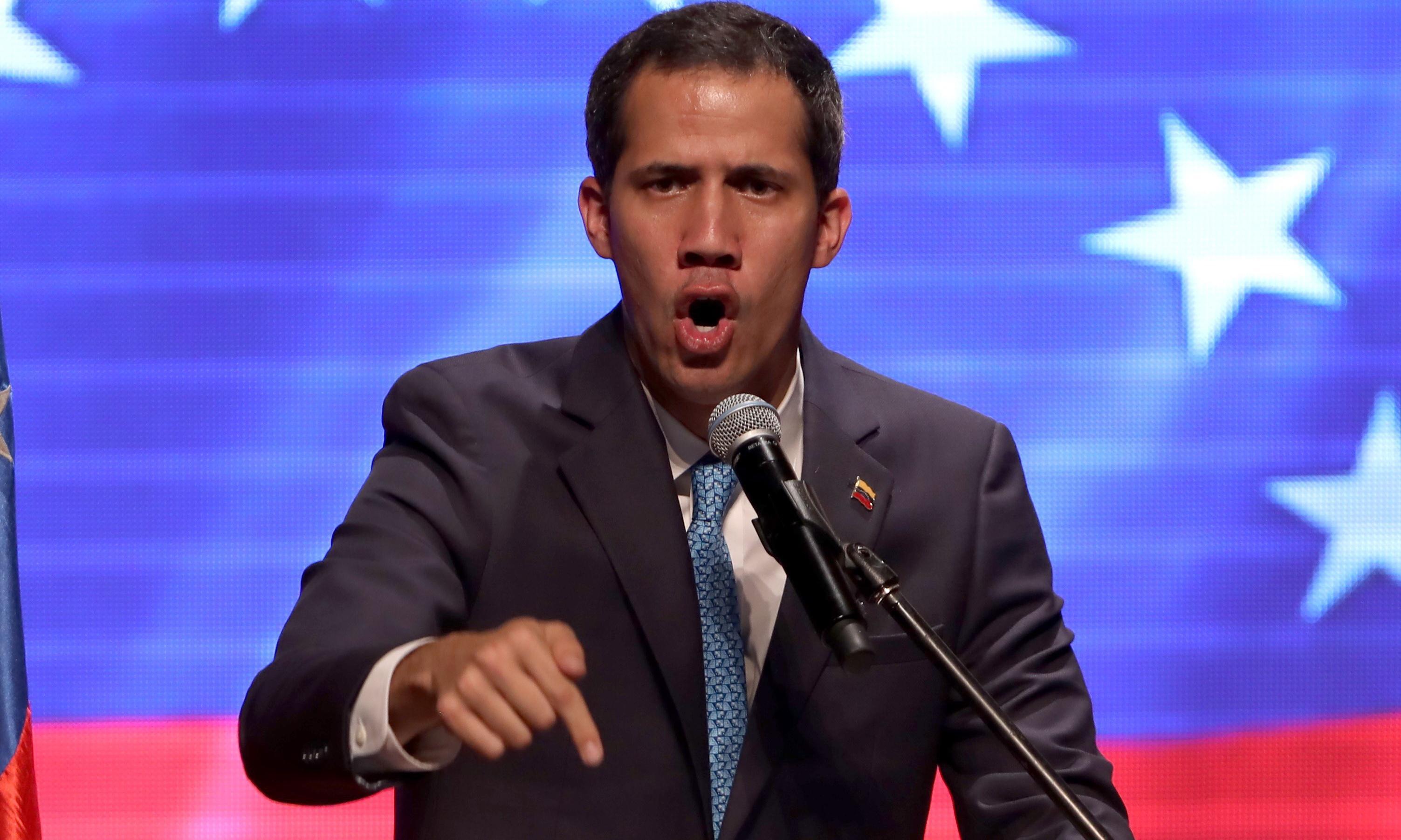 Venezuela: Juan Guaidó denies bid to unseat Maduro has failed