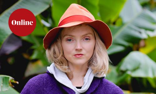 Activist, writer and model Lily Cole