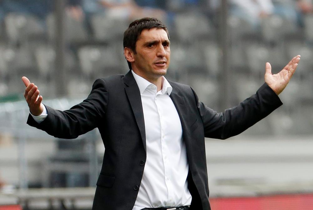Leverkusen's head coach Tayfun Korkut has failed to convince fans so far