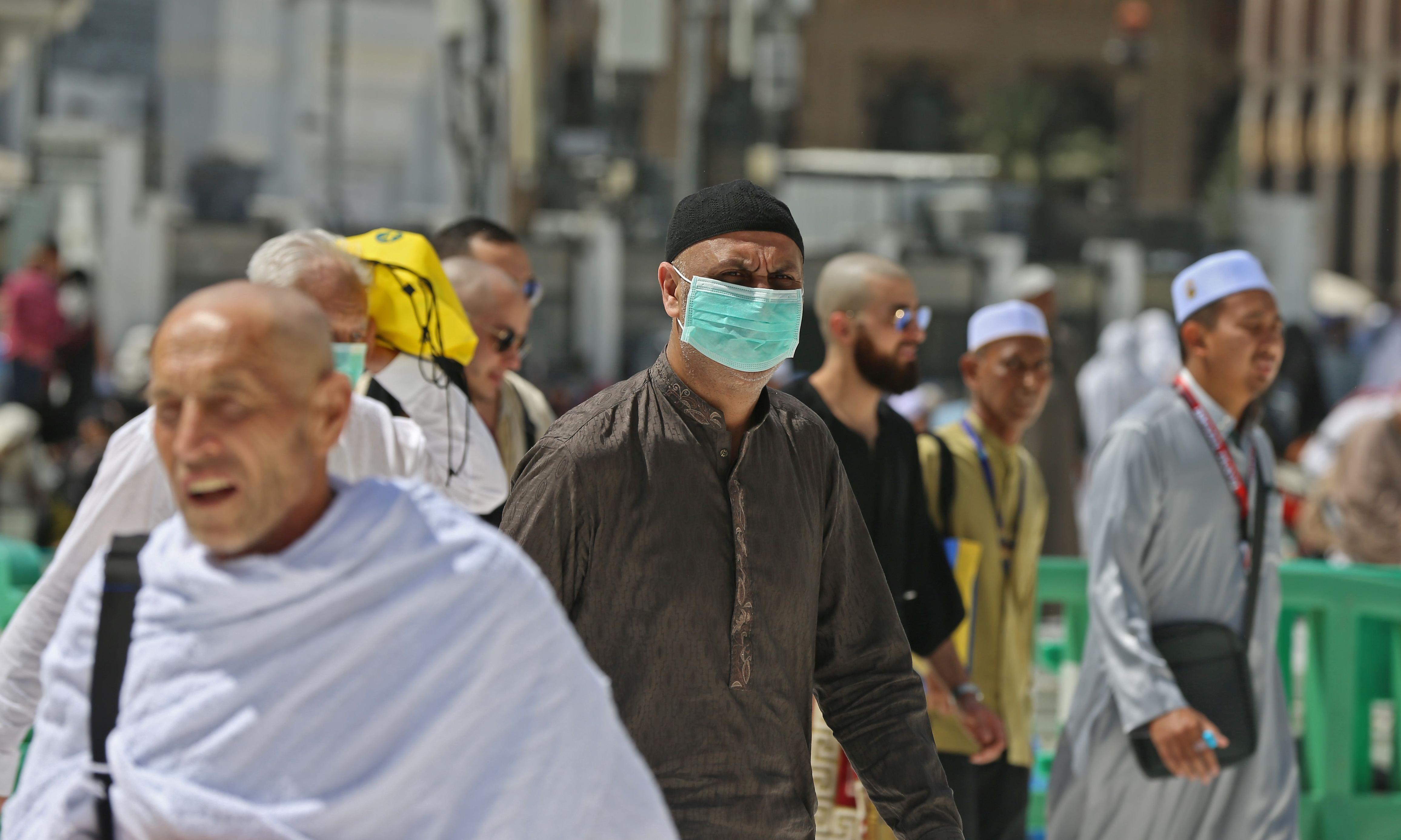 Saudi Arabia closes two holiest shrines to foreigners as coronavirus fears grow