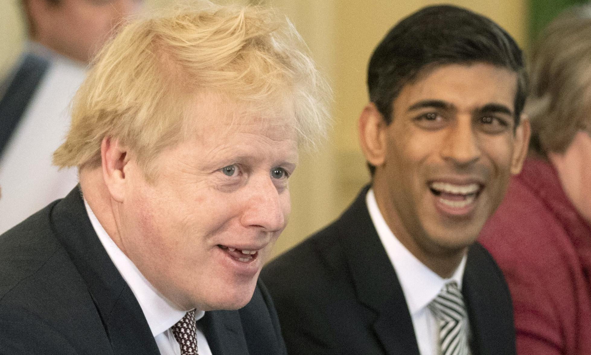Rishi Sunak's impossible task: sticking to a plan Johnson doesn't have