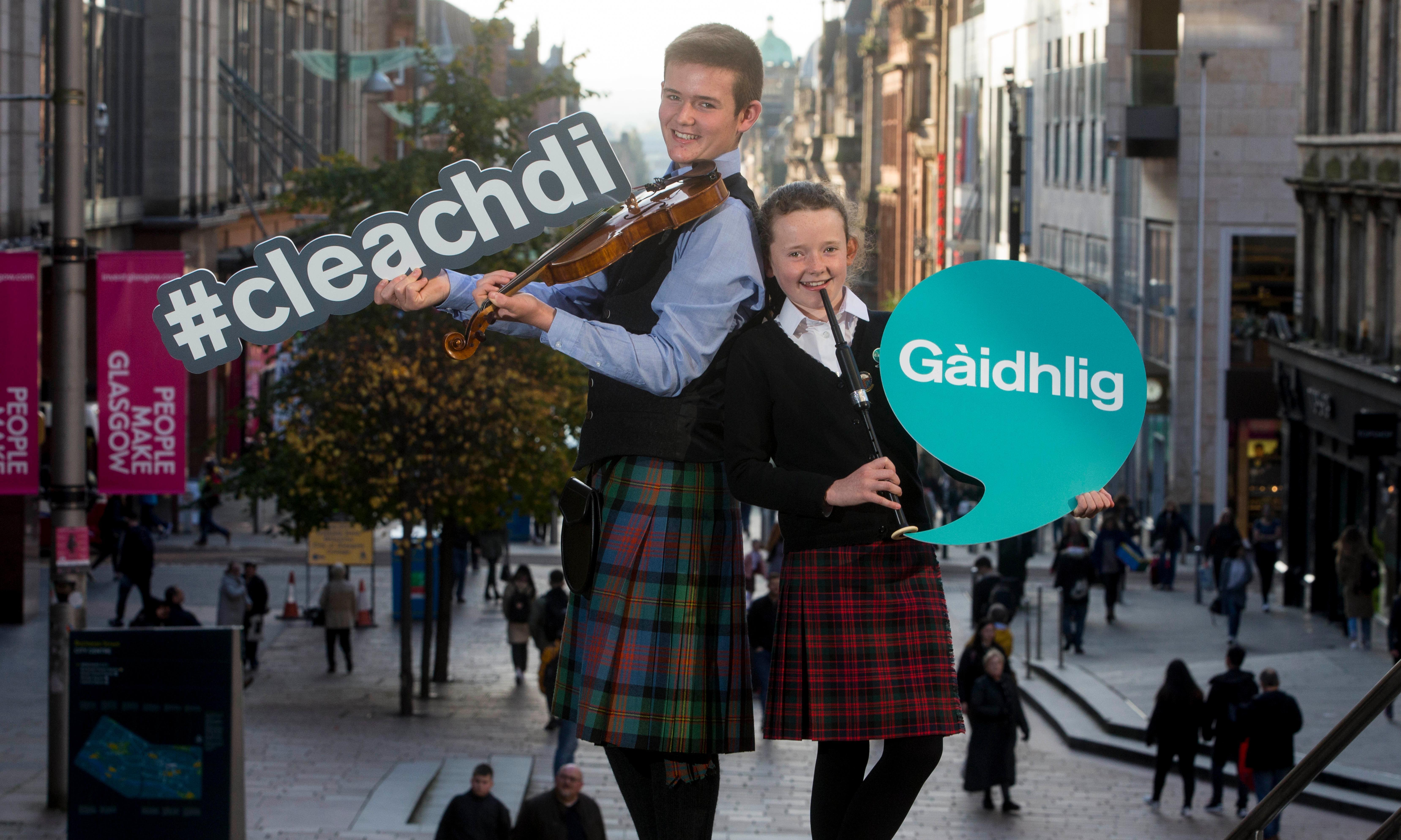 Gaelic 'disappearing' from Scottish island communities