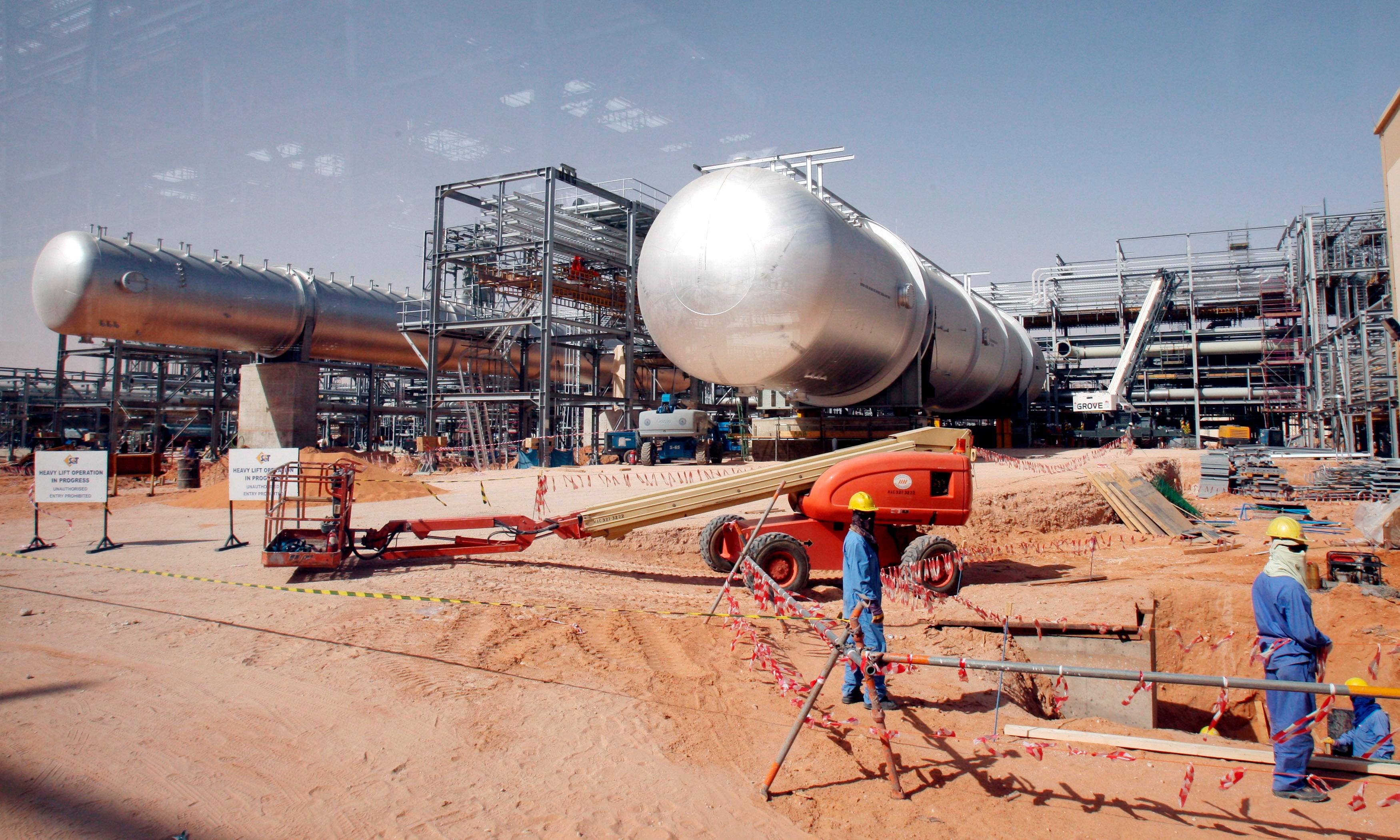 Saudi oil attacks push prices up by highest amount since 1988