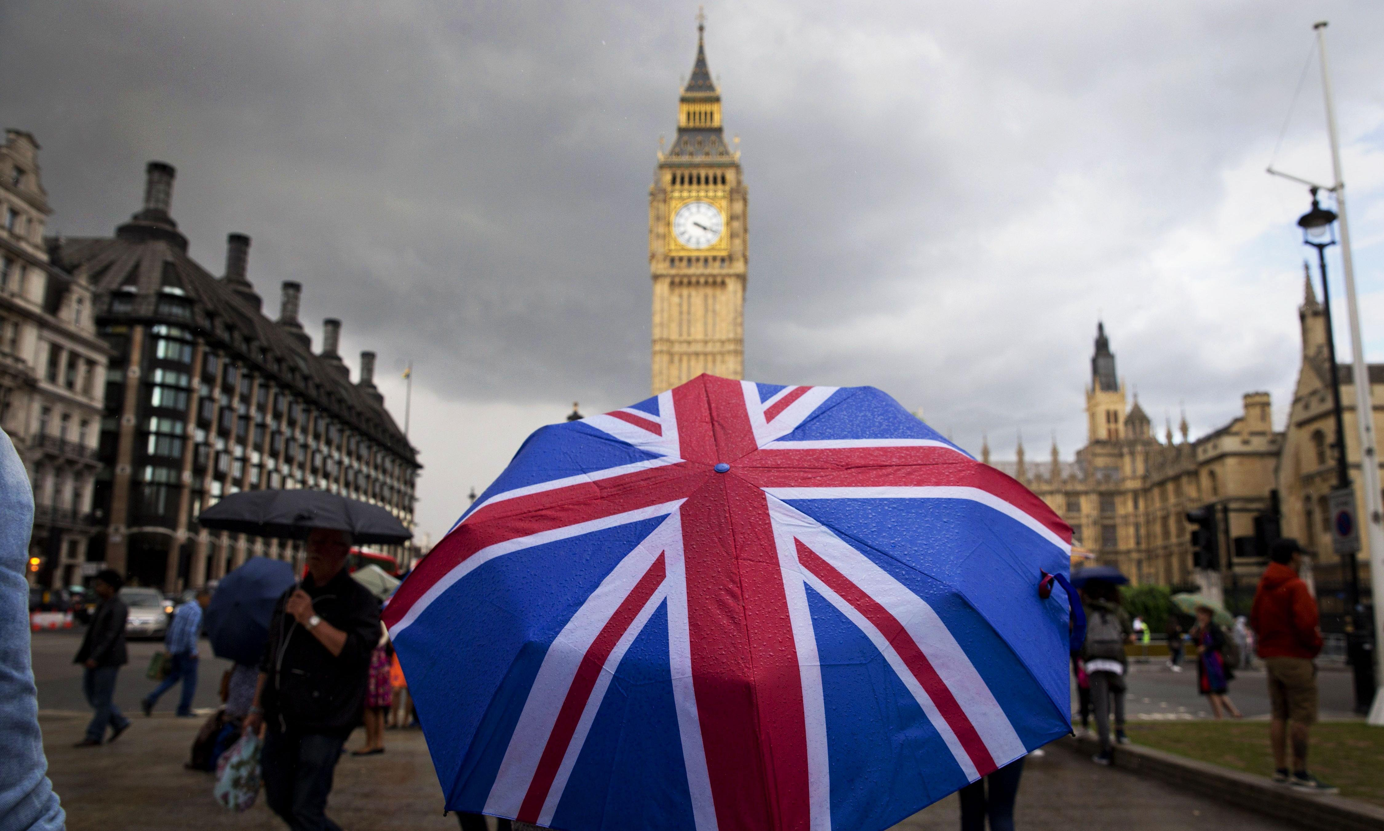 A semi-Brexit, with just England and Wales leaving the EU, is the solution