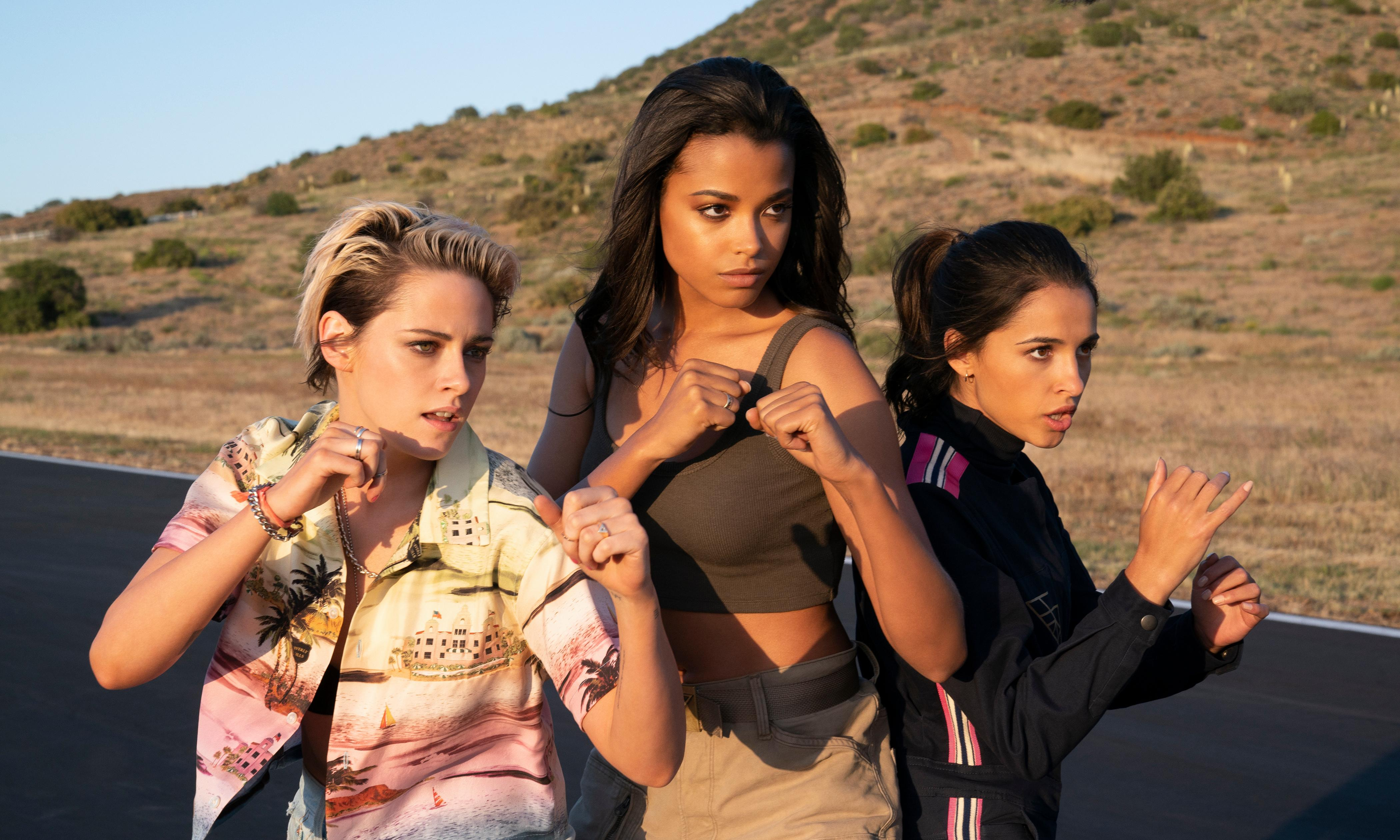 Charlie's Angels review – a pointless, unfunny, brain-deadening dud