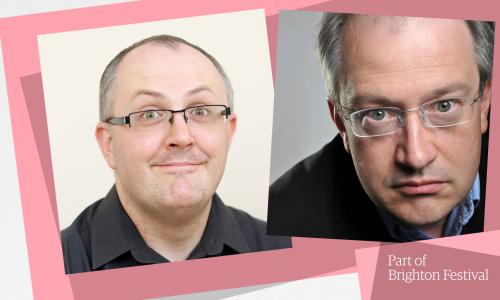 The Idiot Brain: Dean Burnett and Robin Ince as part of Brighton Festival