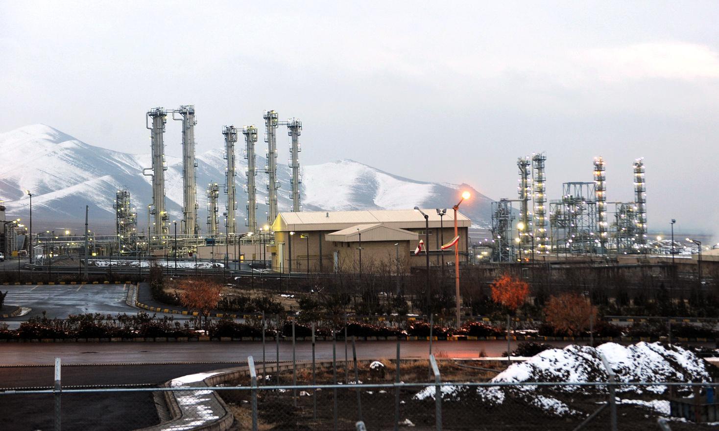 Iran to break uranium stockpile limit set by nuclear deal