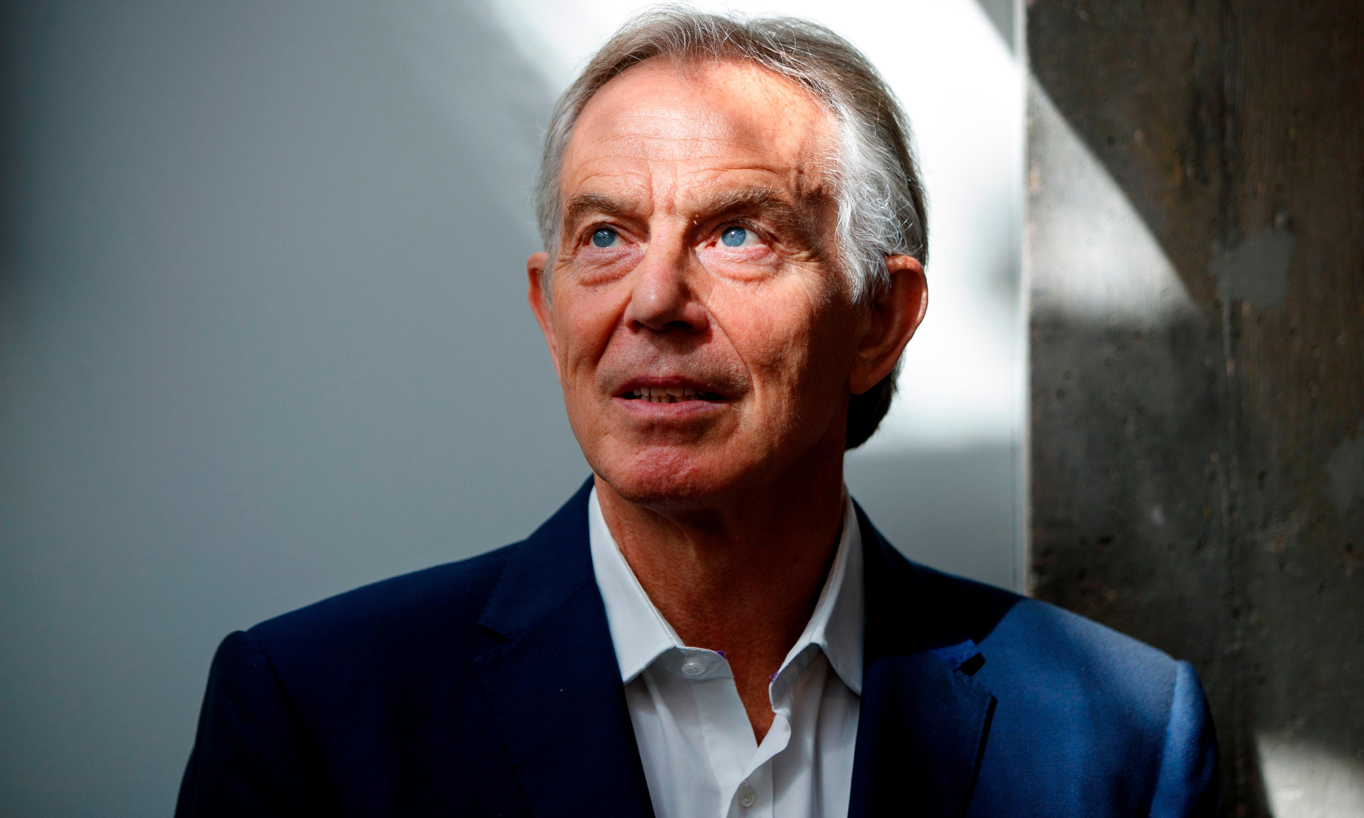 Tony Blair and a positive vision of Africa