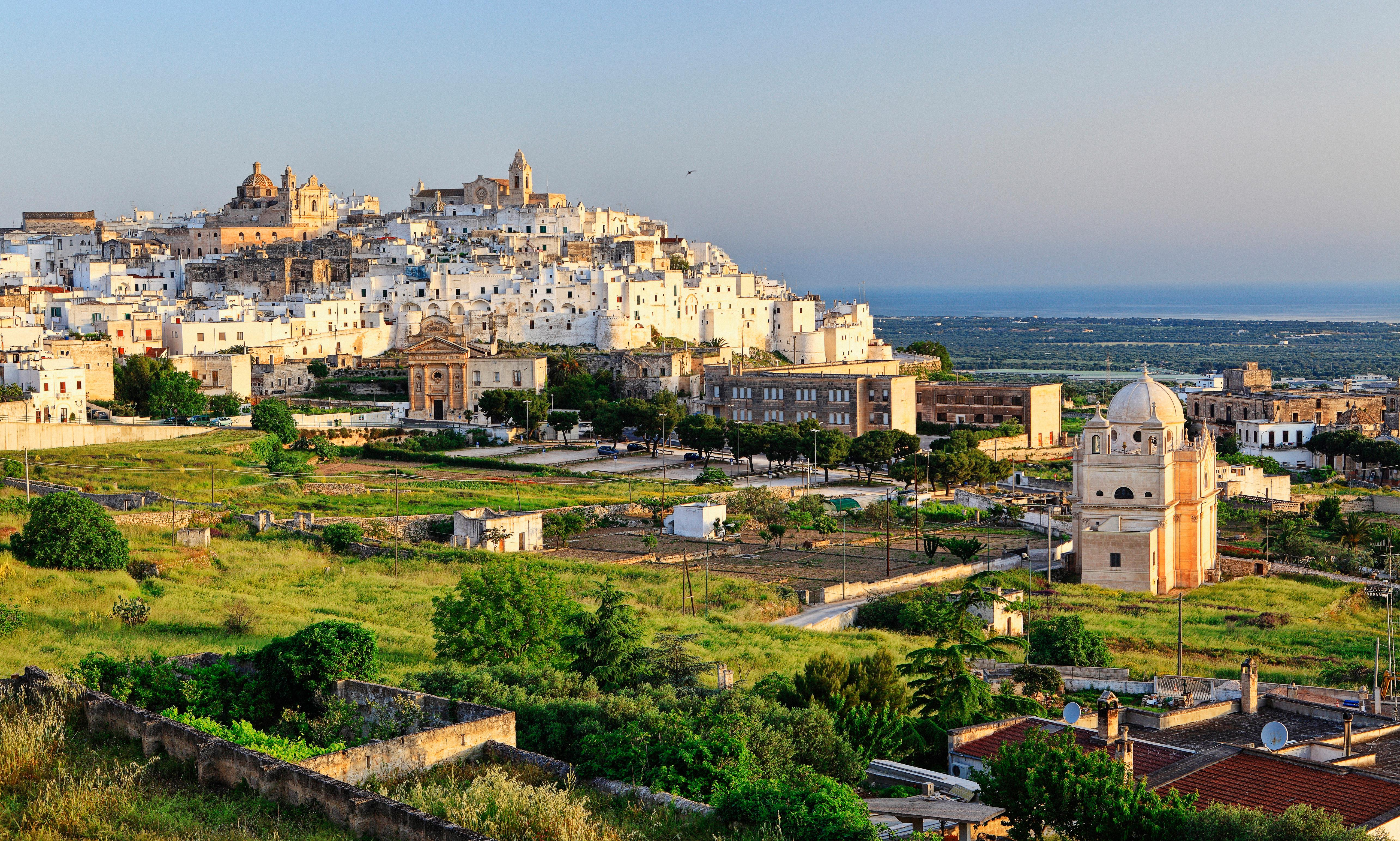 How to cook, and eat, like an Italian: a foodie week in Puglia