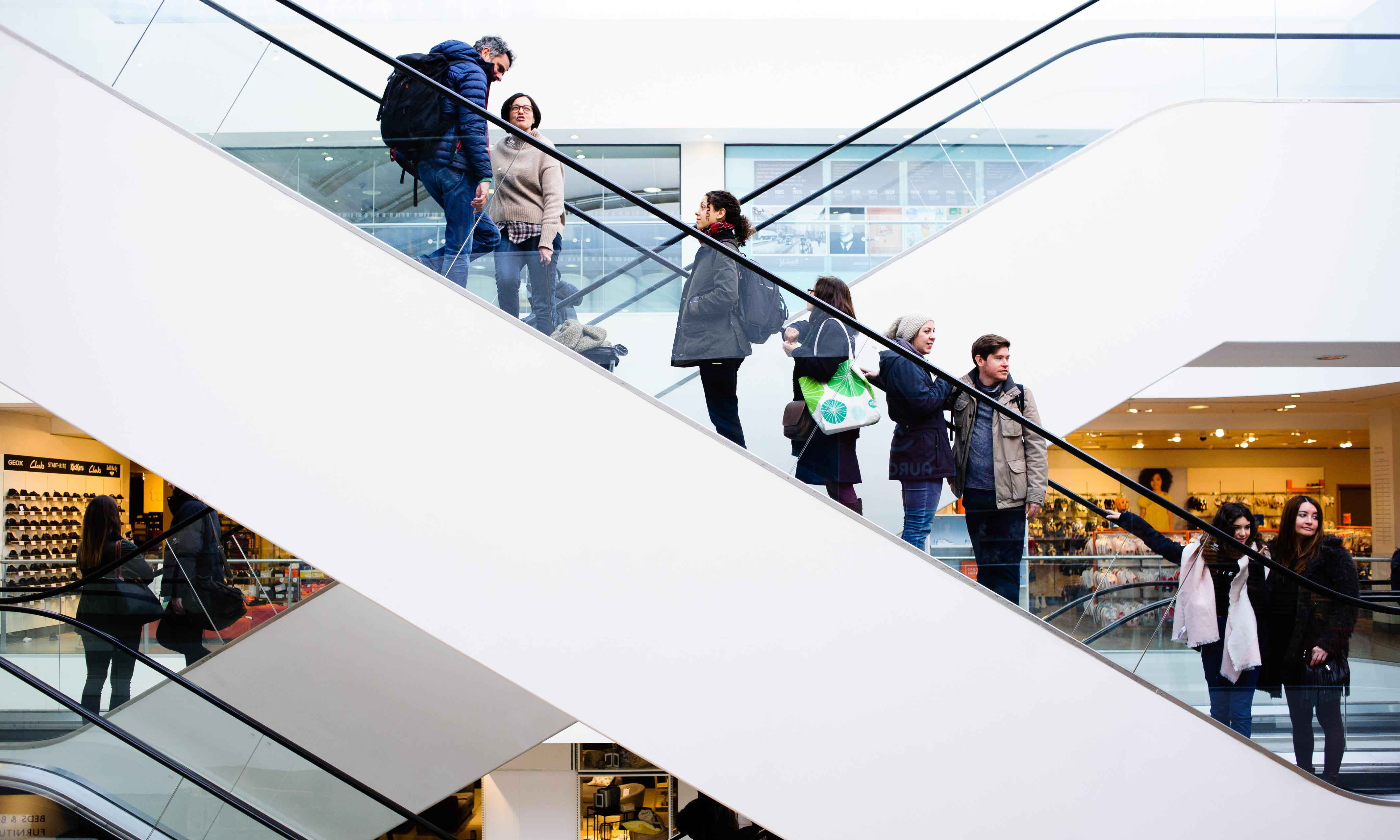 UK consumer confidence at highest level since 2009
