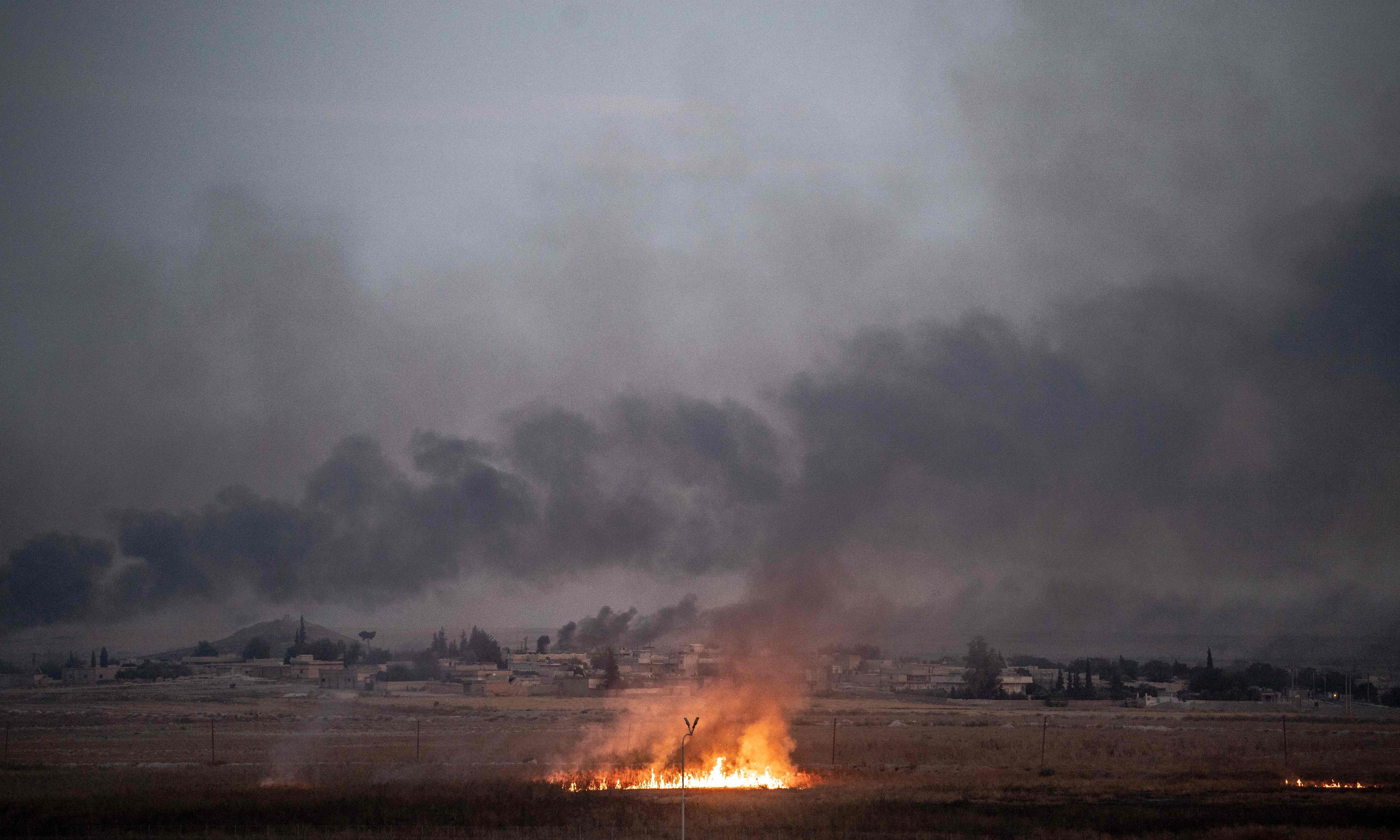 Kurdish politician among nine civilians shot dead by pro-Turkey forces in Syria