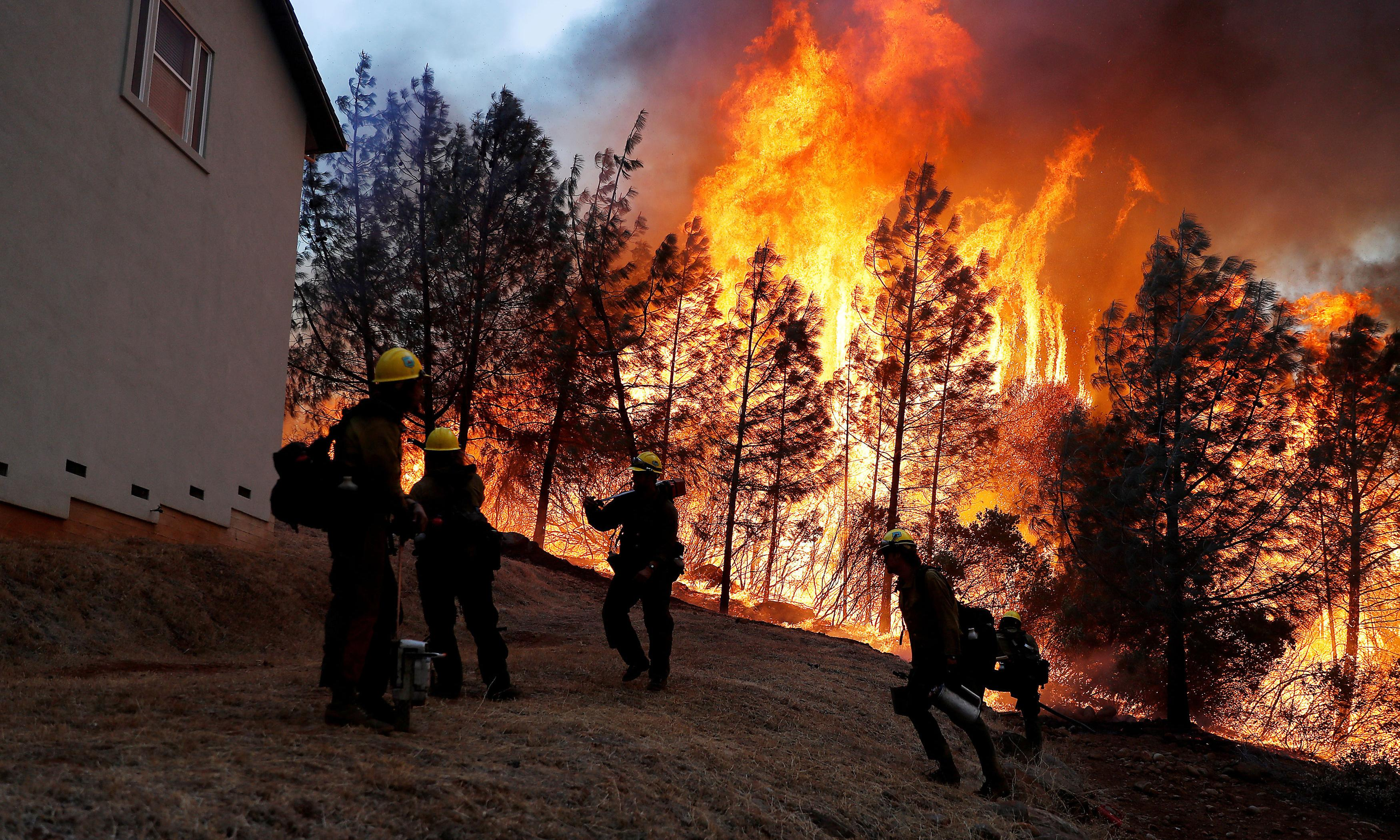 Bankrupt California utility blamed for deadly wildfires agrees to $11bn payout