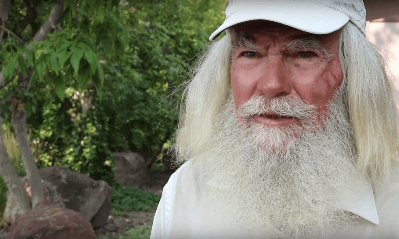 The man who went on a hike – and never stopped walking