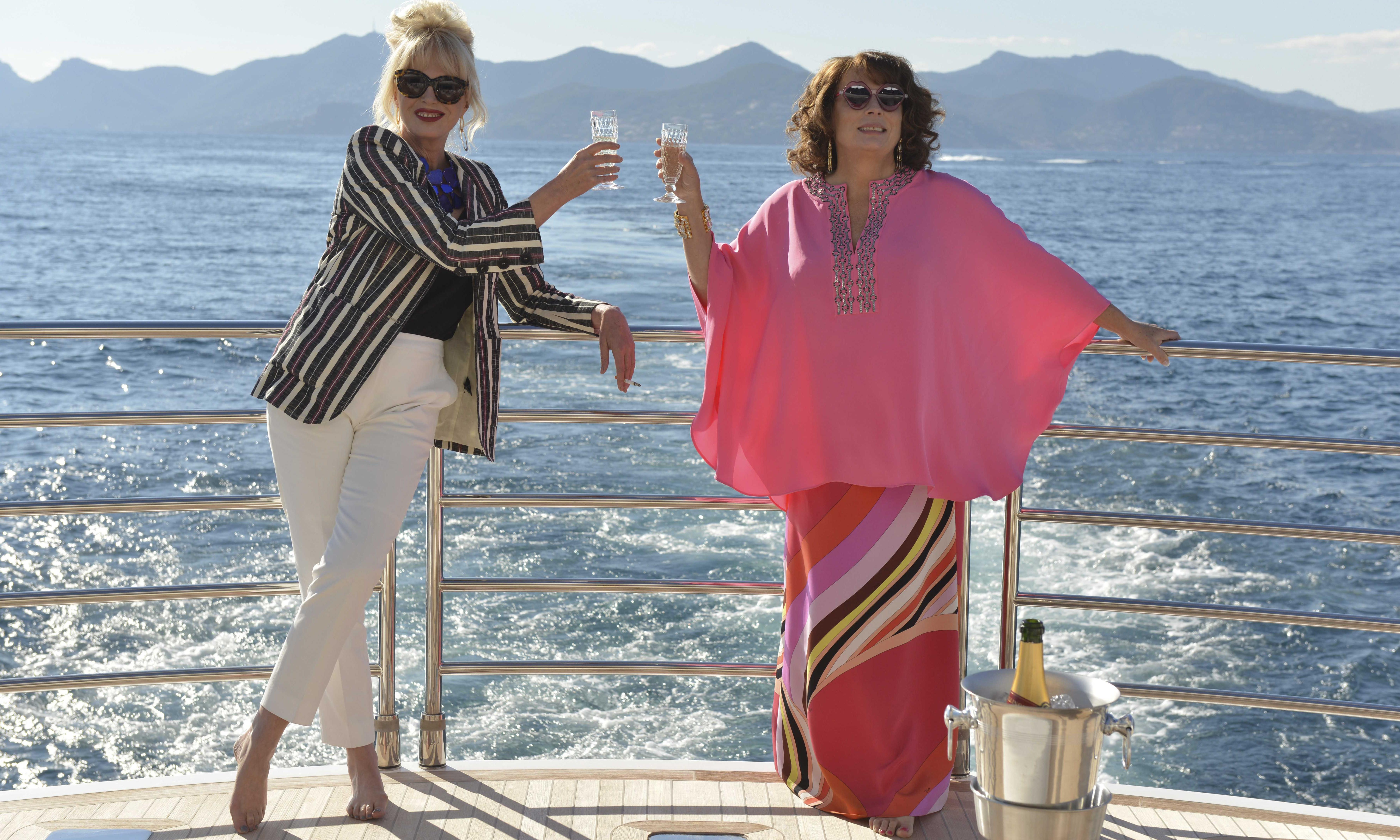 Jennifer Saunders hints at 'age-appropriate' Absolutely Fabulous revival