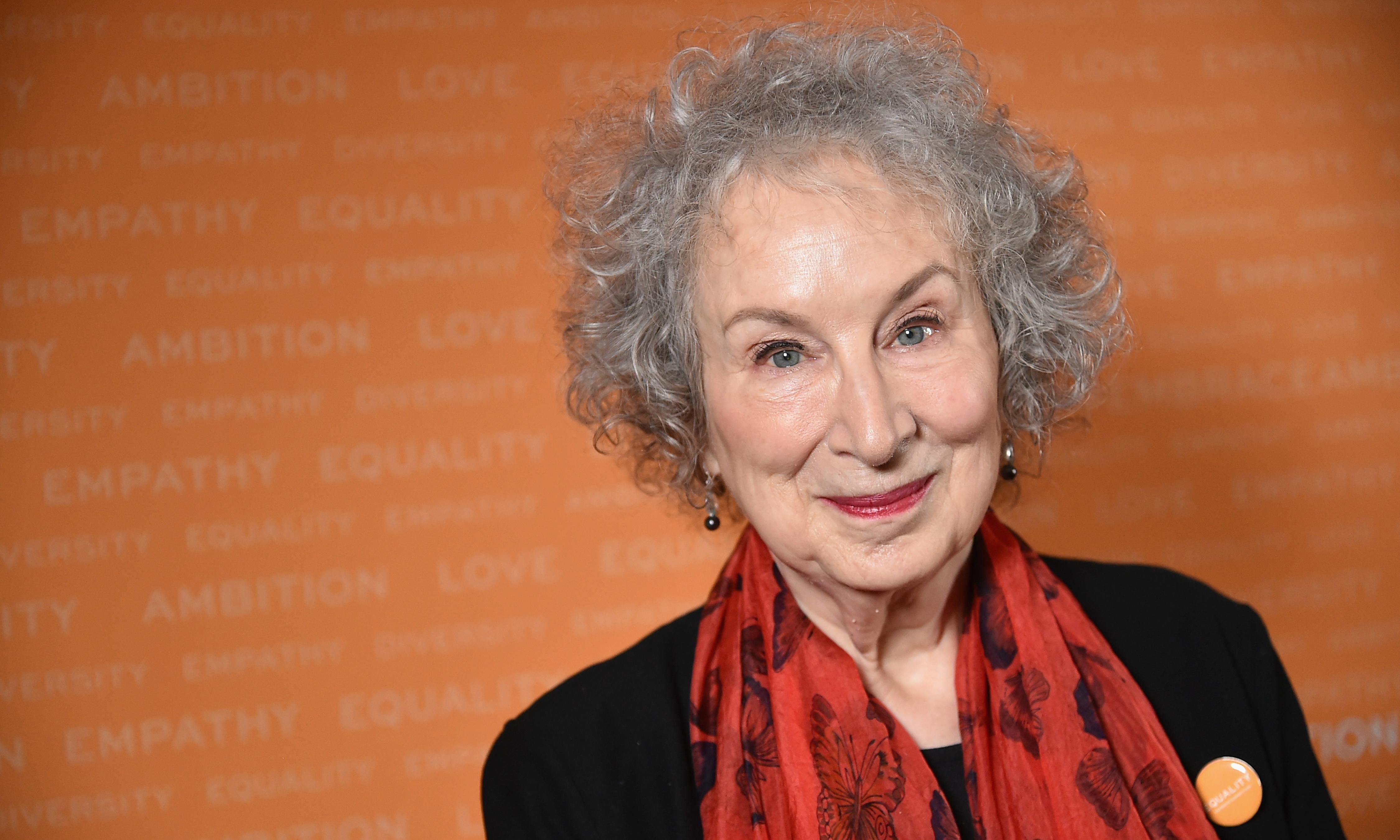 Atwood to launch The Handmaid's Tale sequel with live broadcast