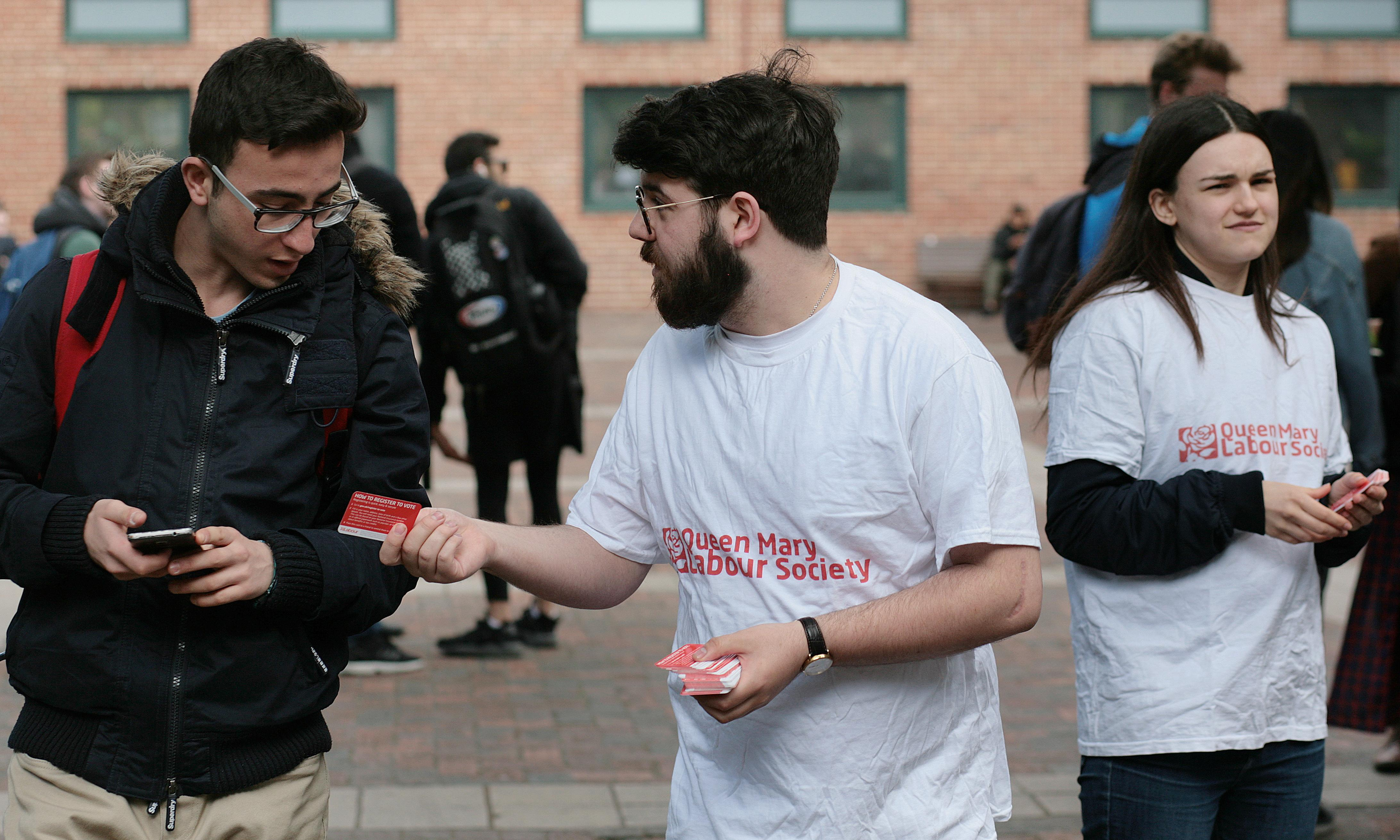 Students, this is your chance to get Boris Johnson and the Tories out. Here's how