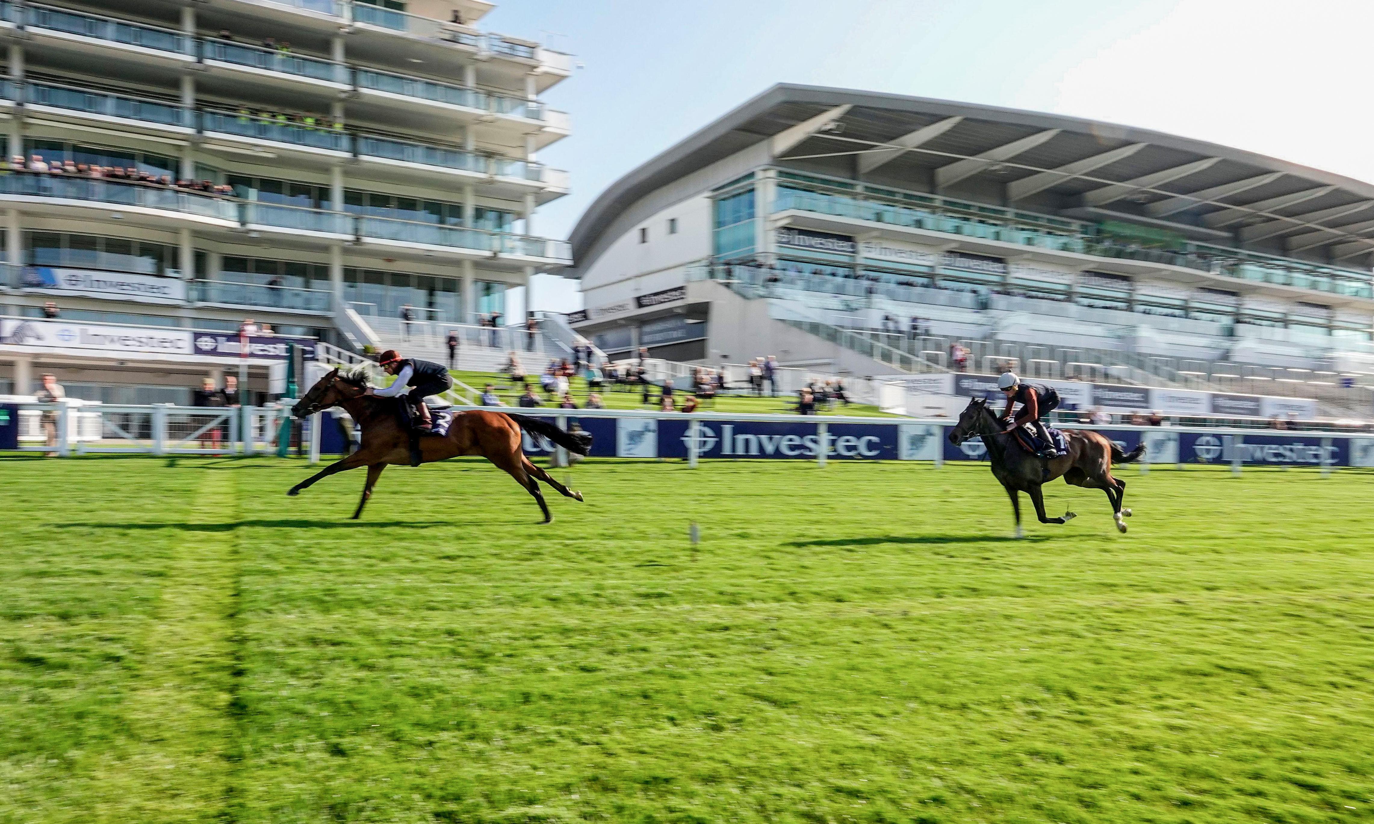 Aidan O'Brien team favouring Epsom bid with Derby favourite Sir Dragonet