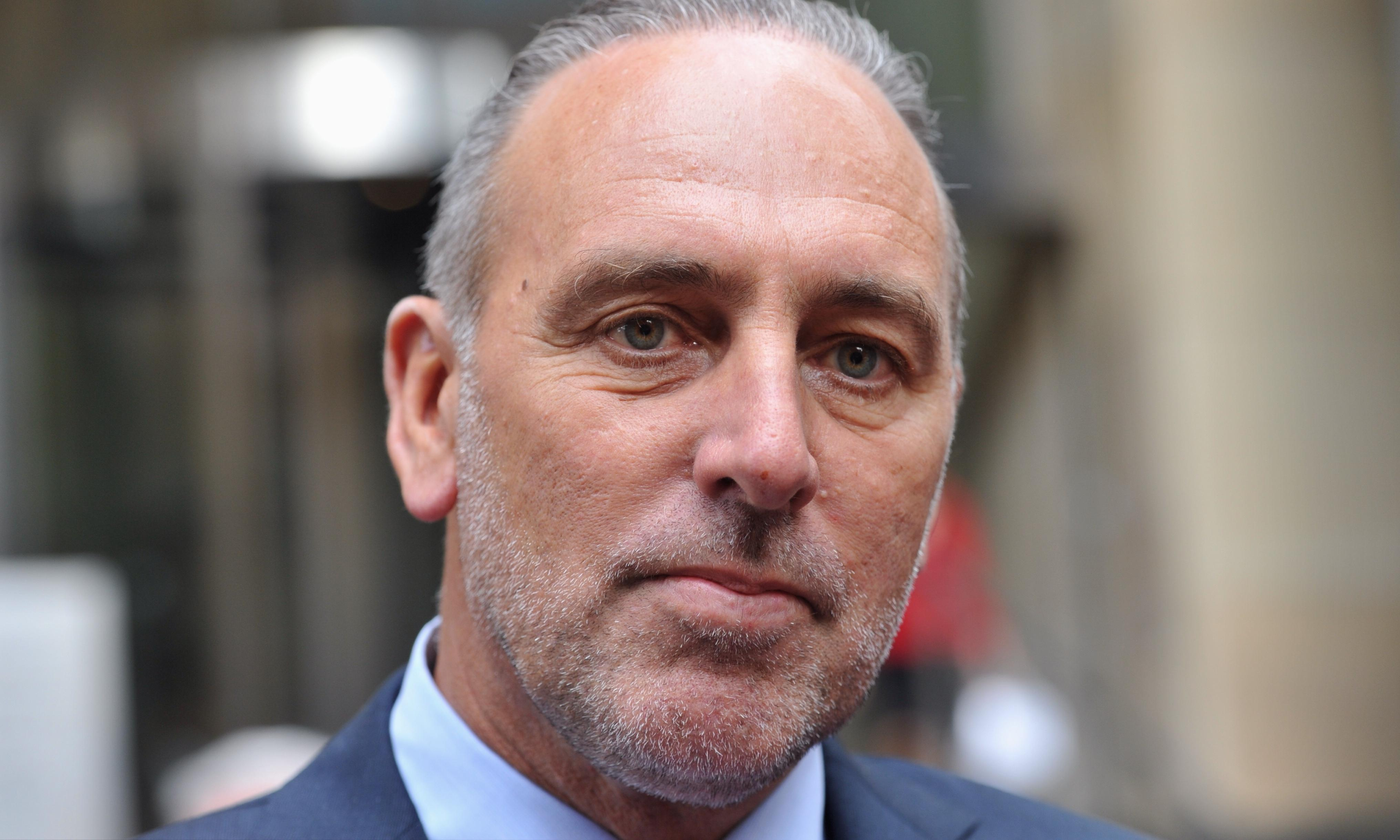 Brian Houston 'prays for Trump' during official visit to White House