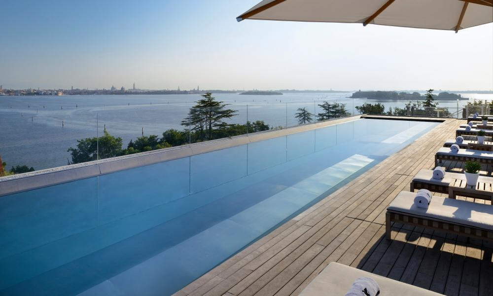 JW Marriott Venice Resort & Spa Rooftop Pool15