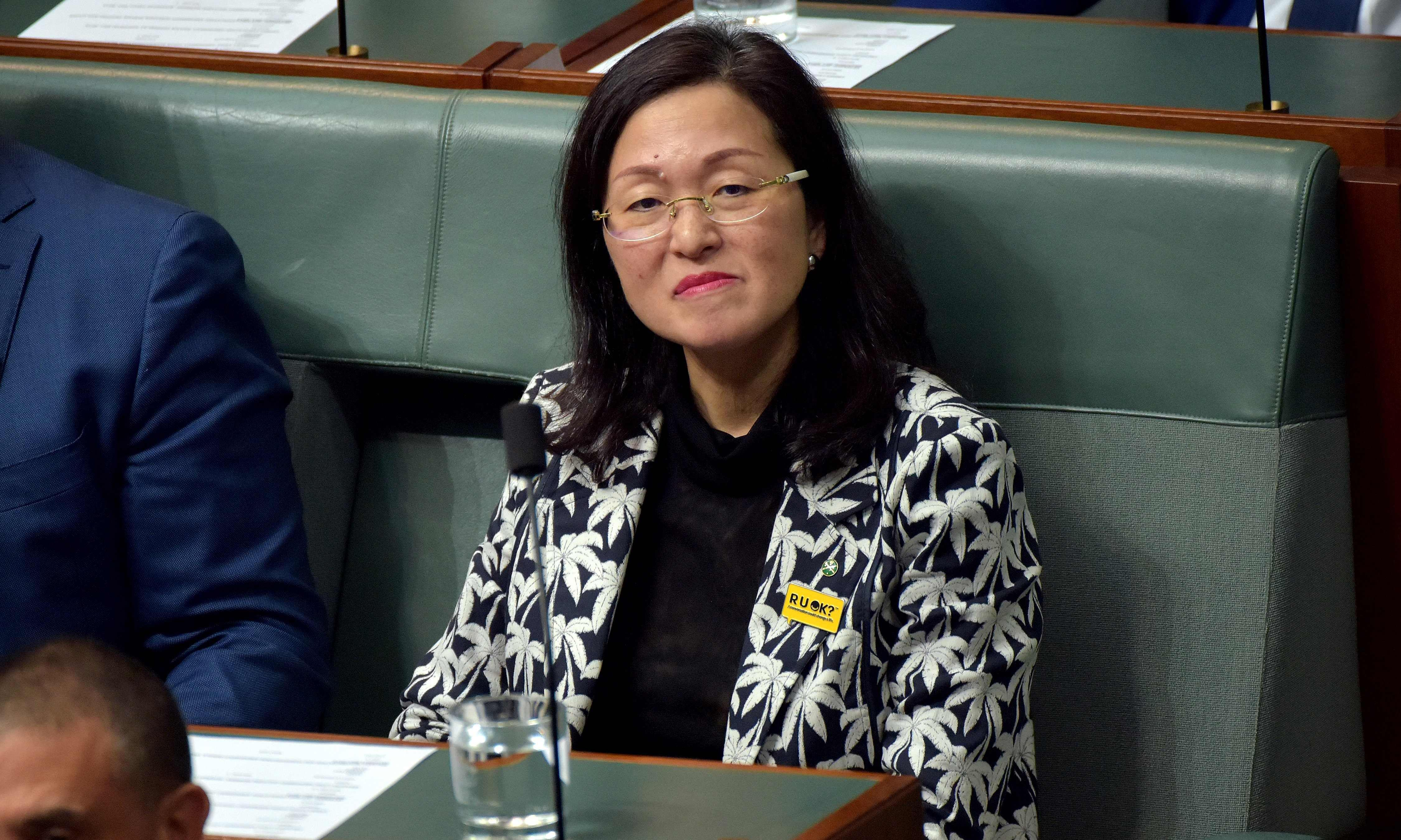 Scott Morrison defends Gladys Liu on WeChat but stonewalls further questions