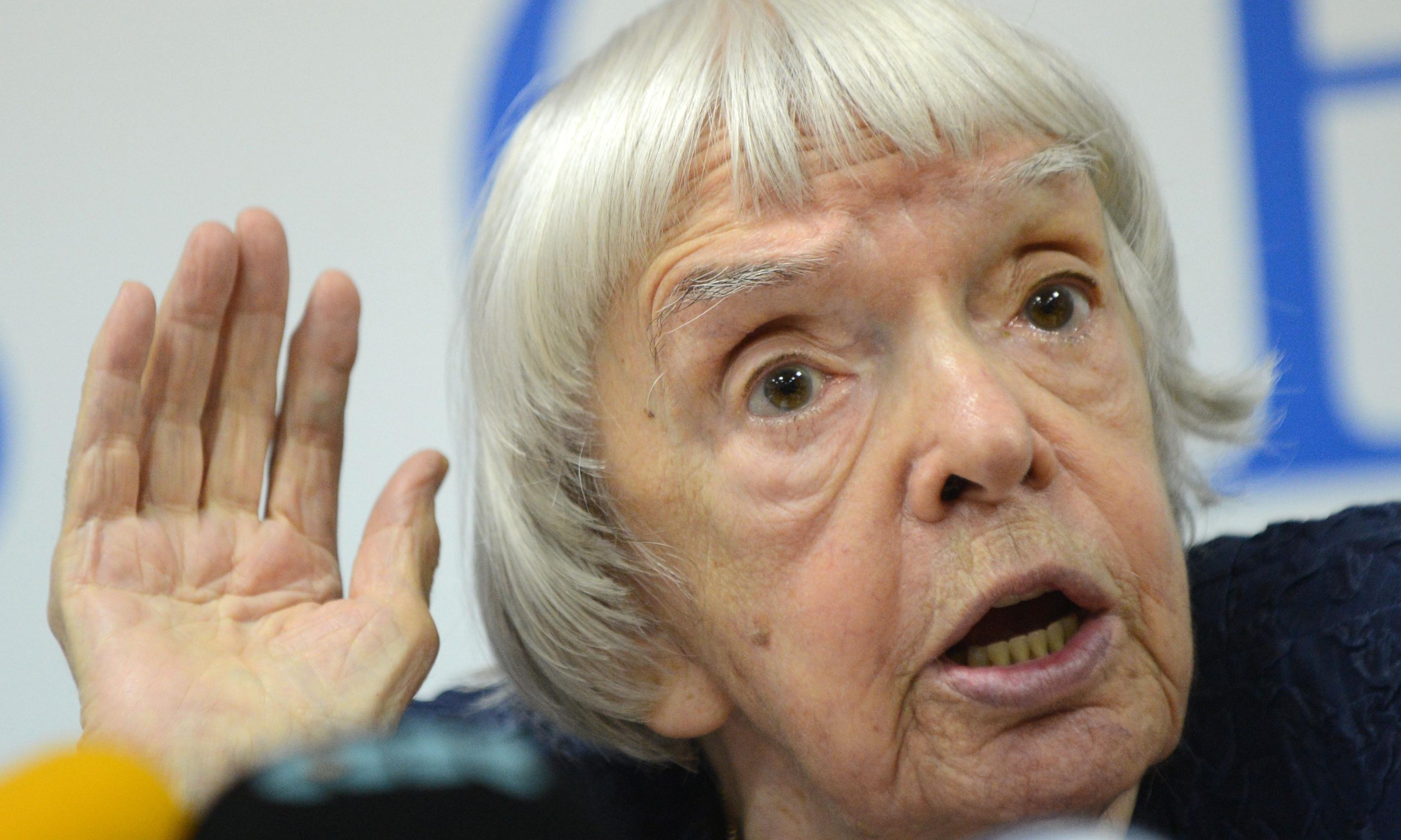 'Wise and humane': Soviet dissident Lyudmila Alexeyeva dies aged 91