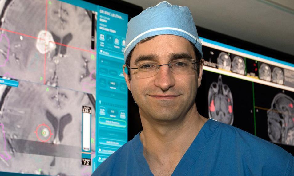 Neurosurgeon Eric Leuthardt: 'An interface between mind and machine will happen'