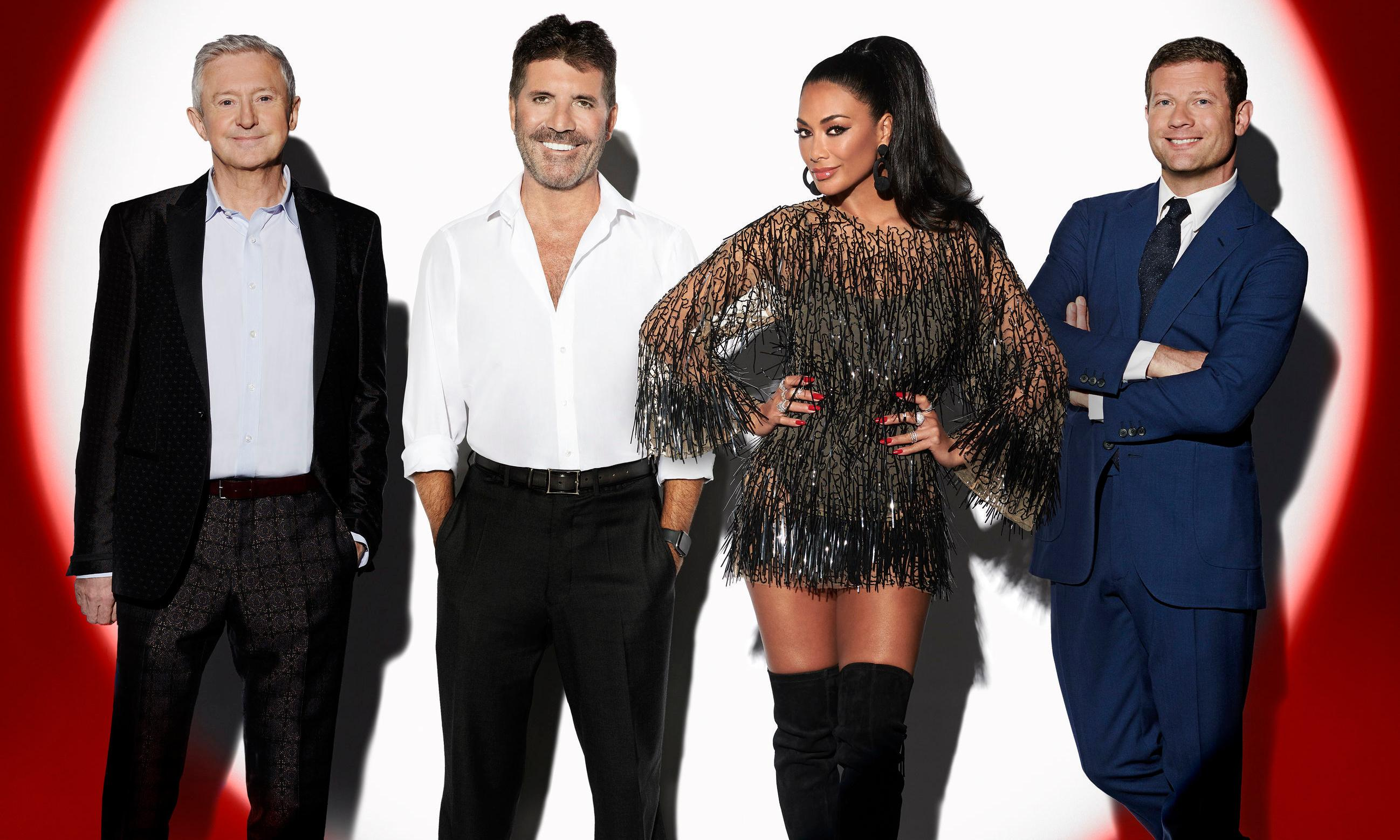 TV tonight: The X Factor returns with singing celebs in tow
