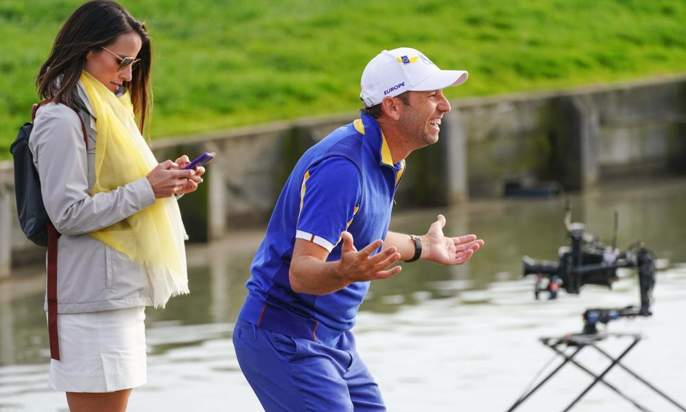 Thomas Bjørn and the story of Europe's Ryder Cup success