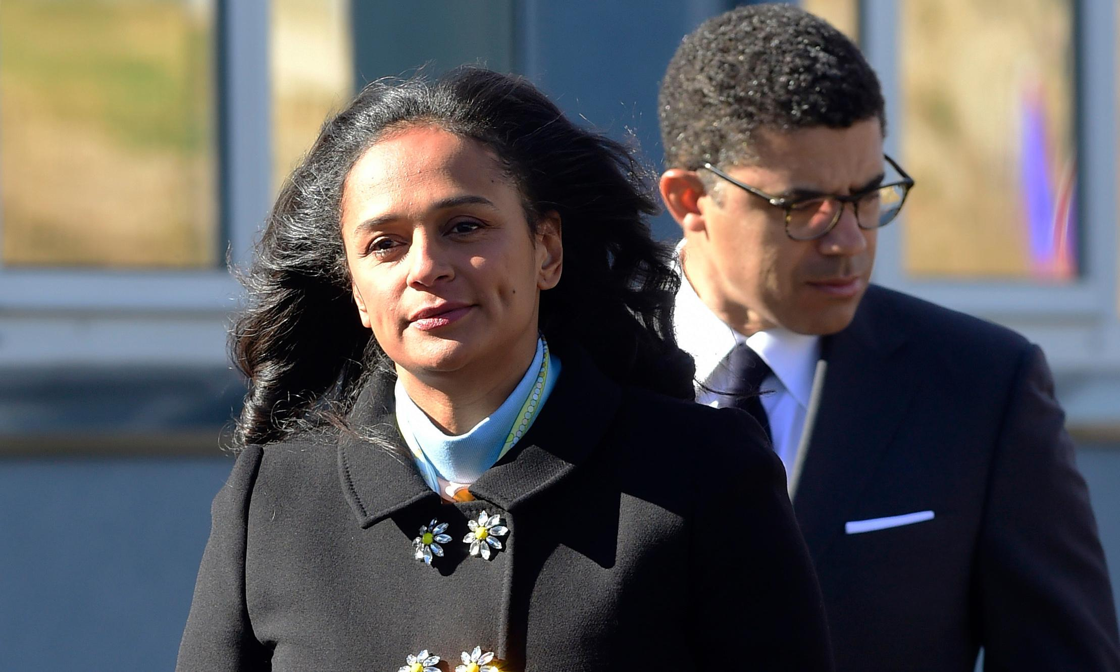 With Isabel Dos Santos, we Angolans developed Stockholm syndrome