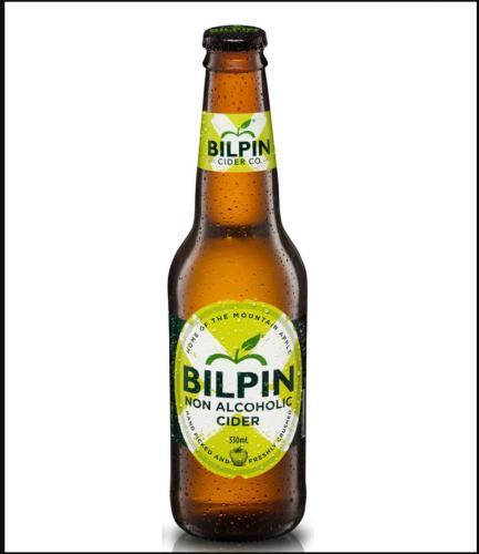 Blipin non-alcoholic cider