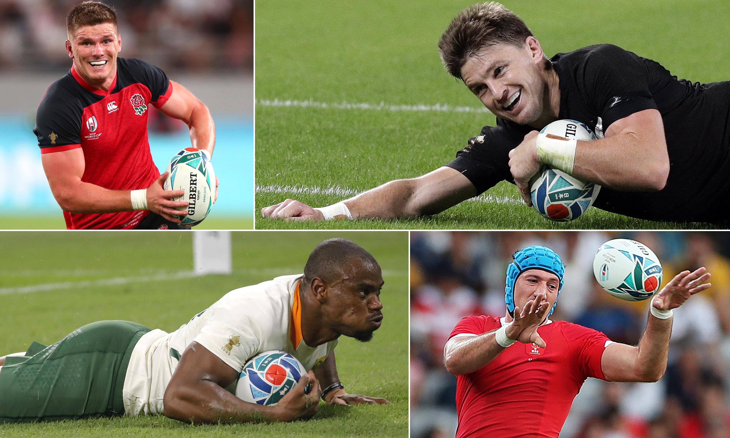Rugby World Cup: four players who can light up semi-final weekend