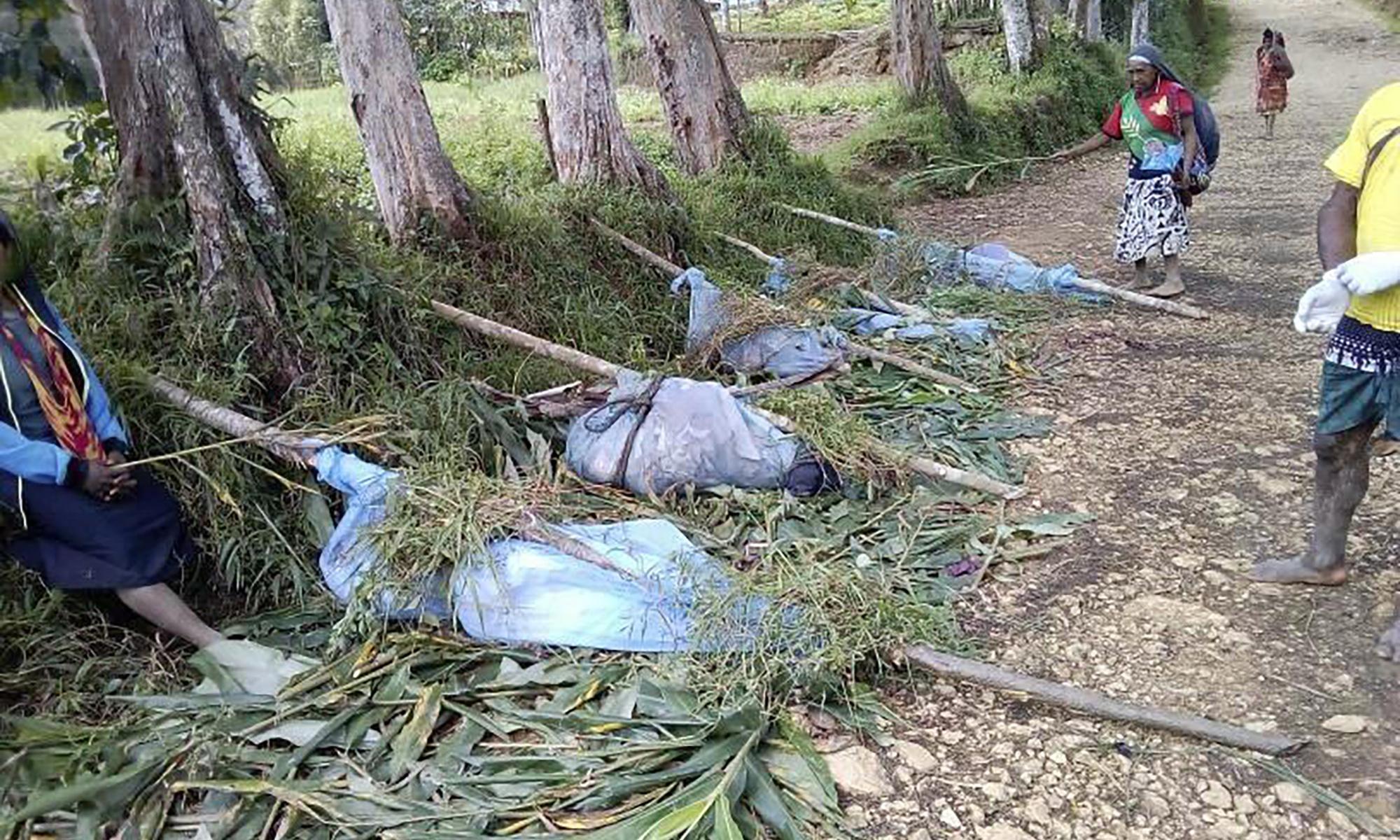The Karida massacre: fears of a new era of tribal violence in Papua New Guinea