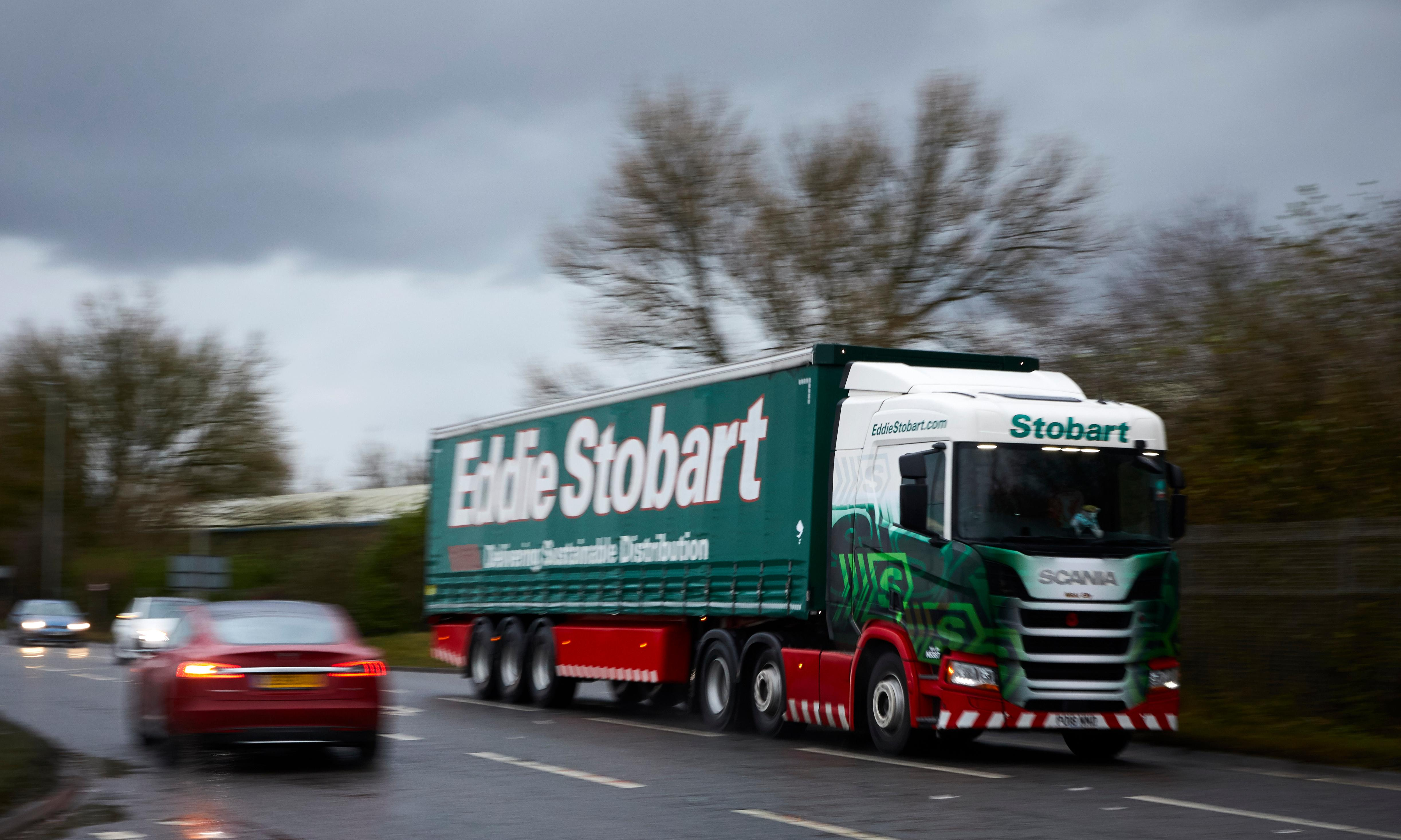 Eddie Stobart wins reprieve as ex-owners bail out haulage firm